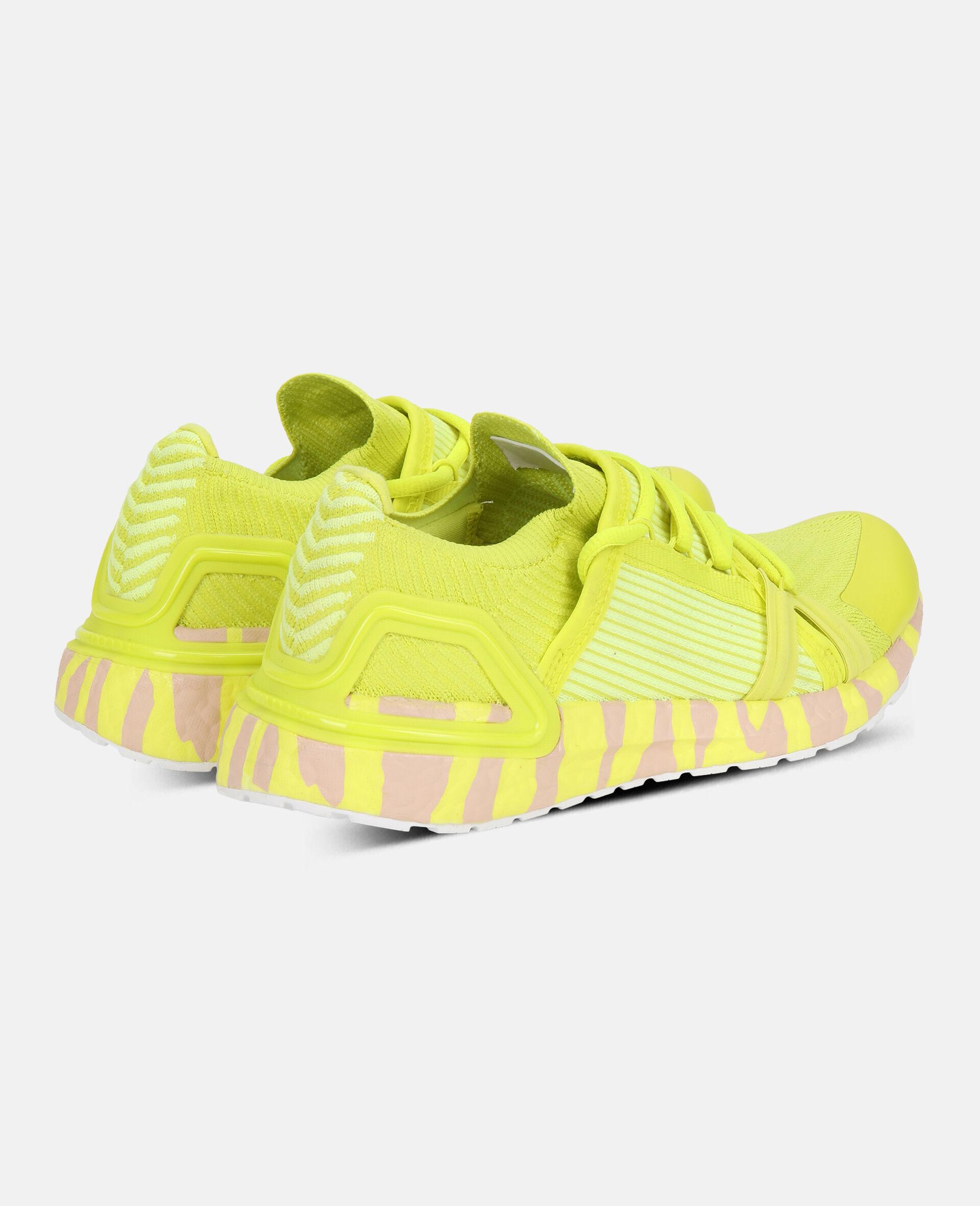 黄色 Ultraboost 20 运动鞋  -黄色-large image number 4