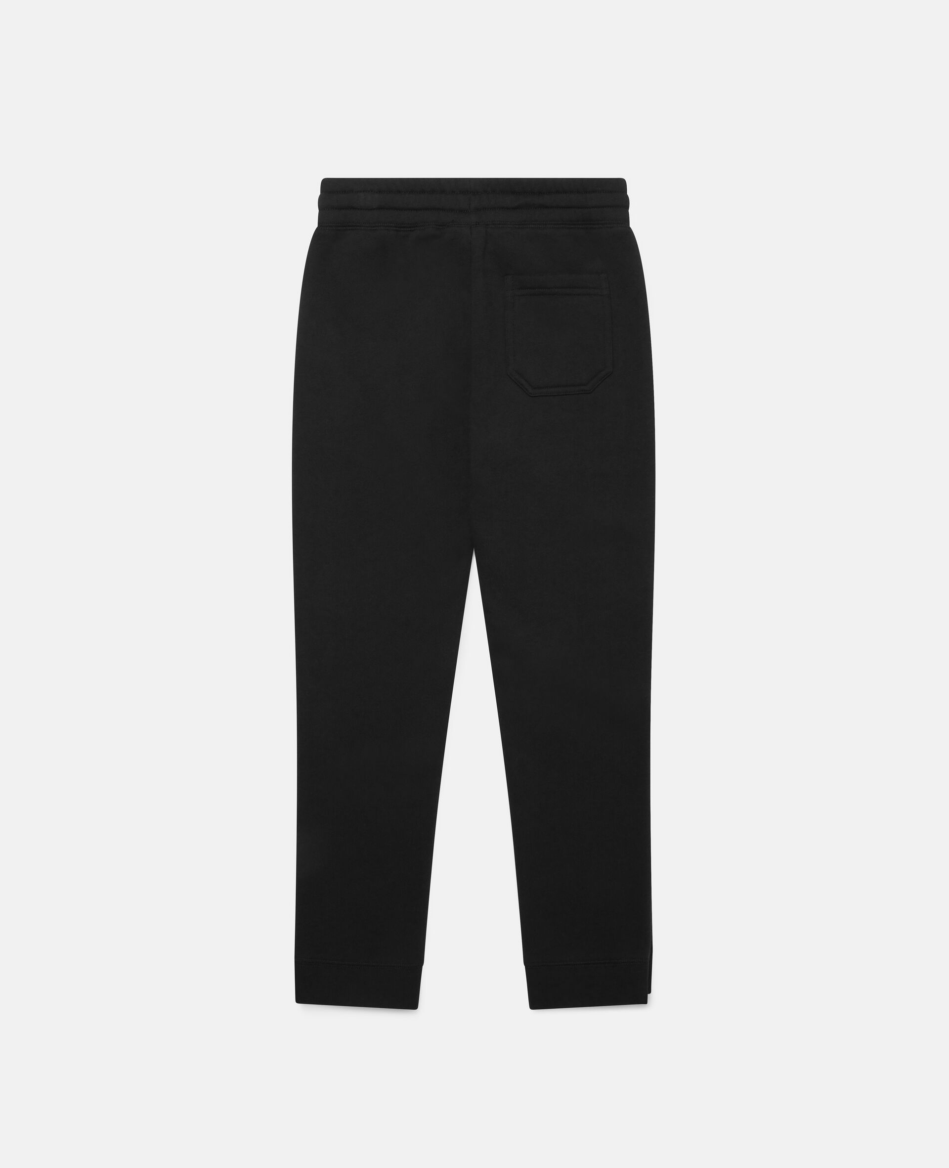 Pantalon de jogging en polaire-Noir-large image number 3