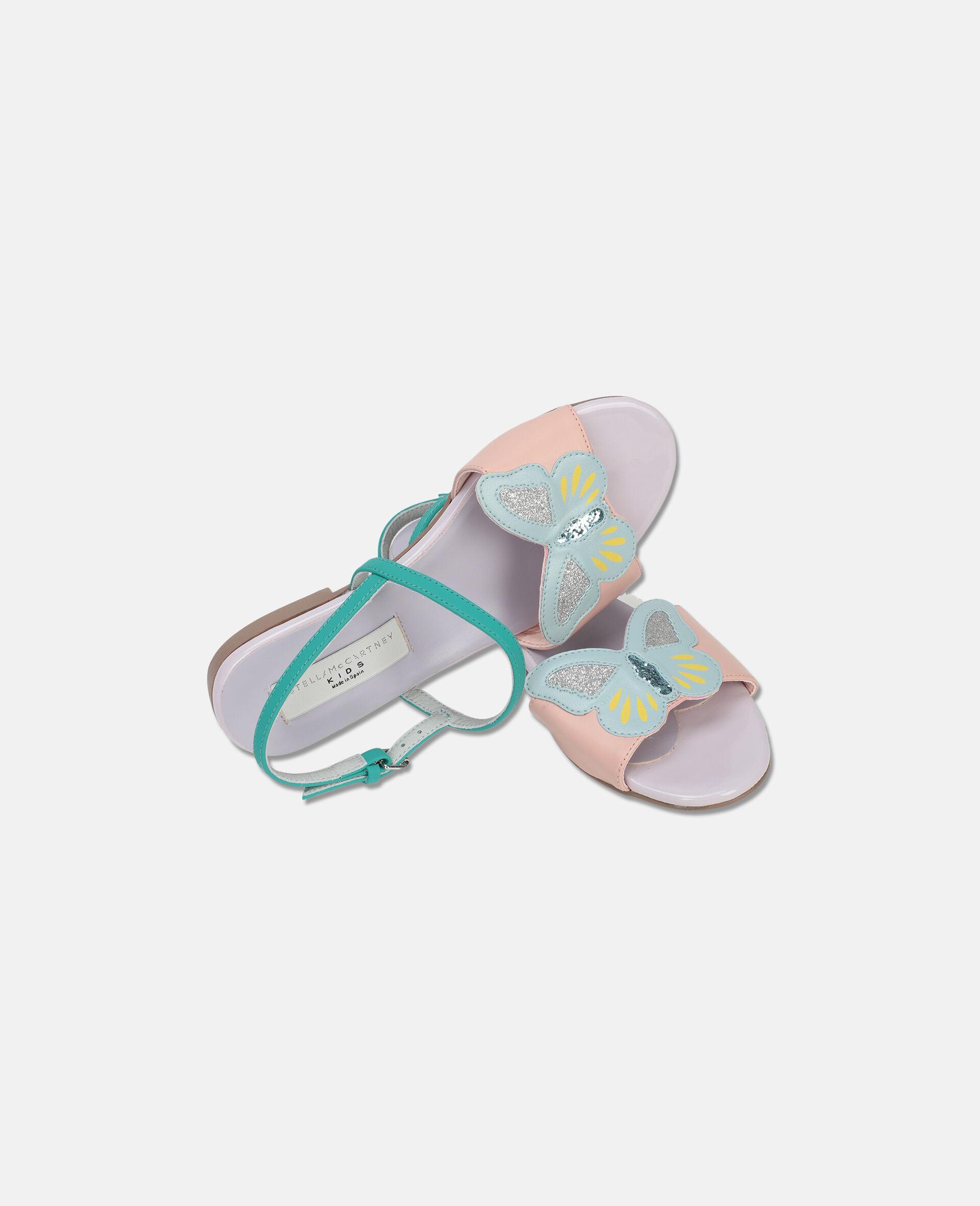 Sandales papillon -Rose-large image number 1