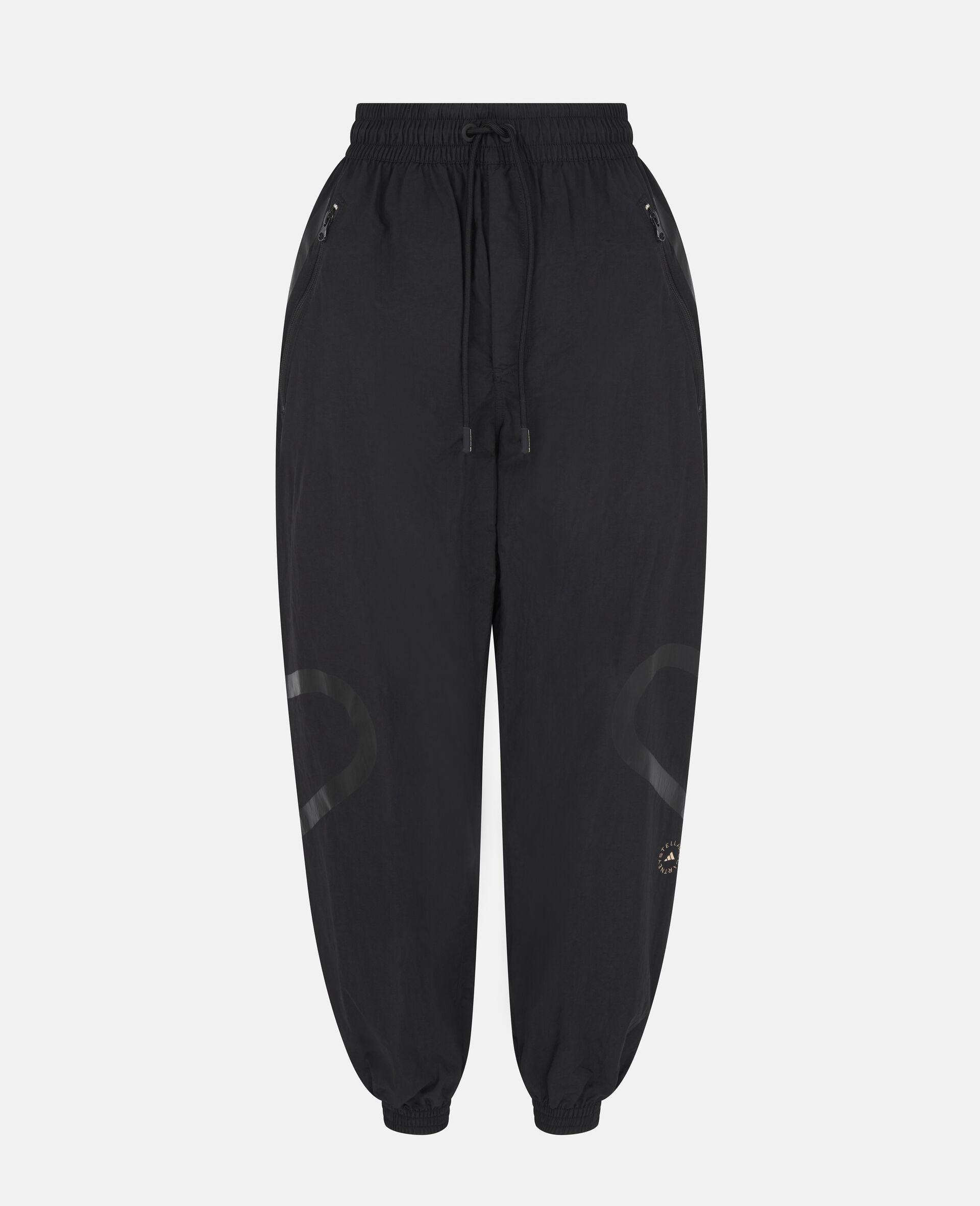 Pantalon d'entraînement noir Woven-Noir-large image number 0