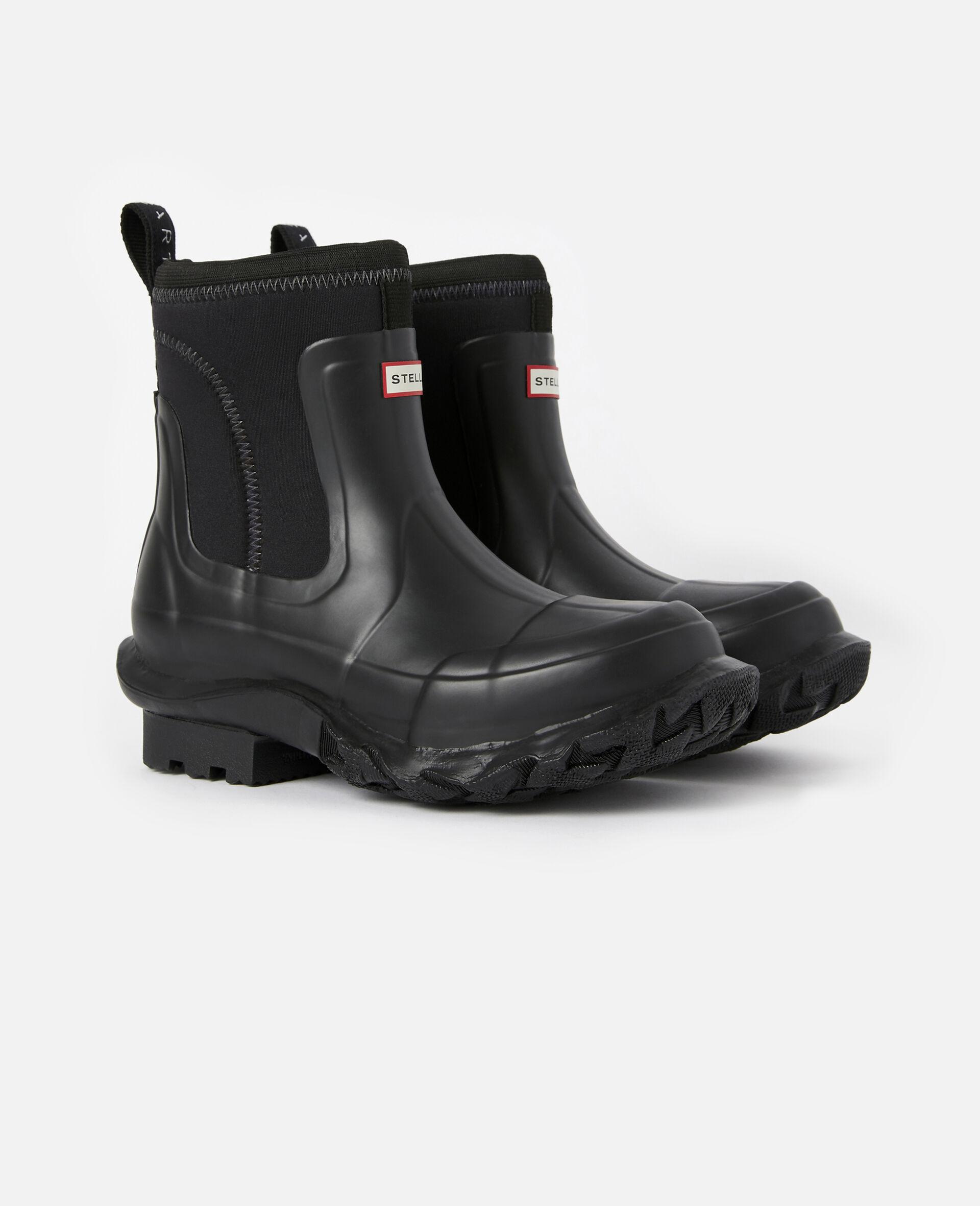 Women's Stella x Hunter Boots-Black-large image number 3