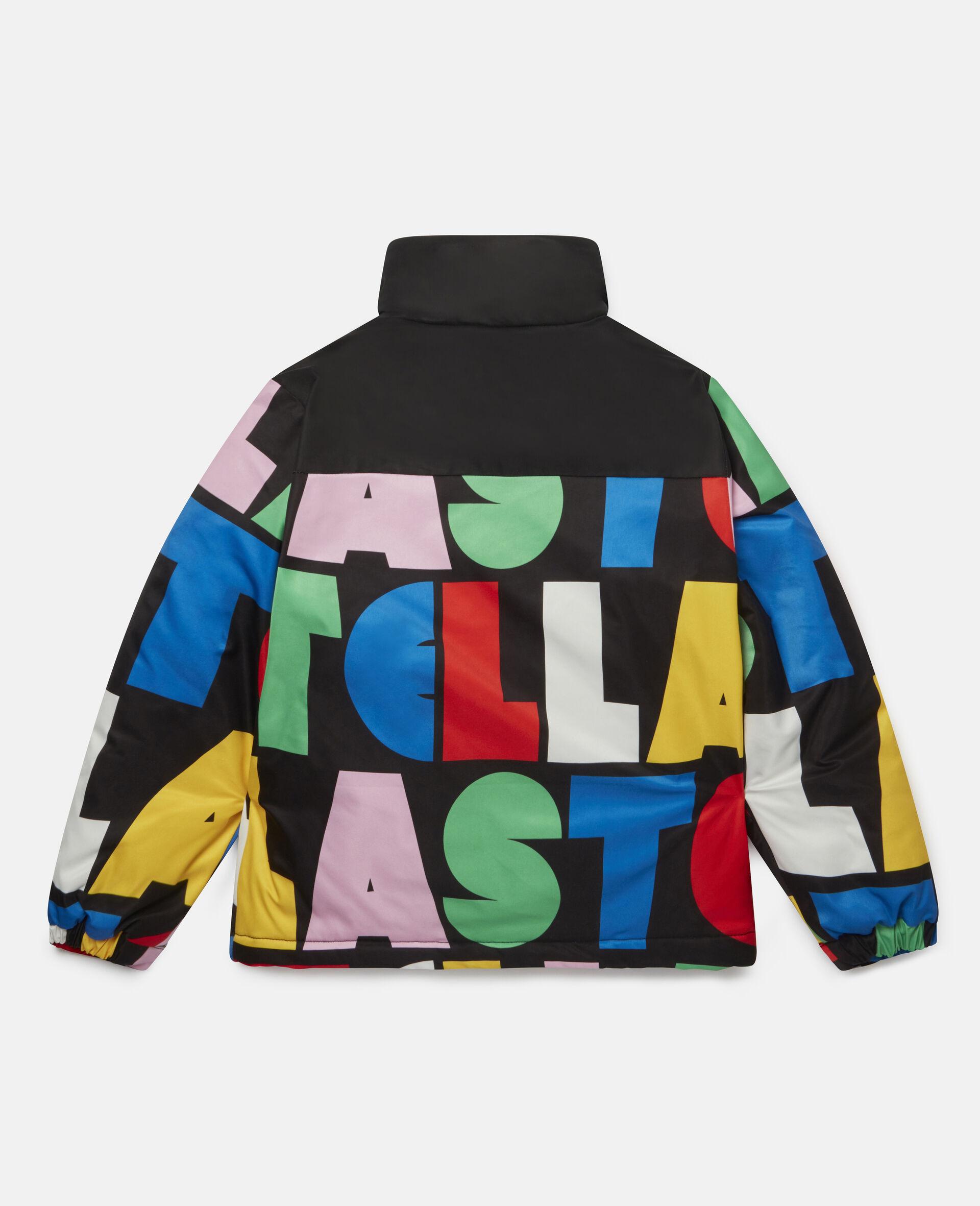 Stella Puffer Jacket -Multicolour-large image number 3