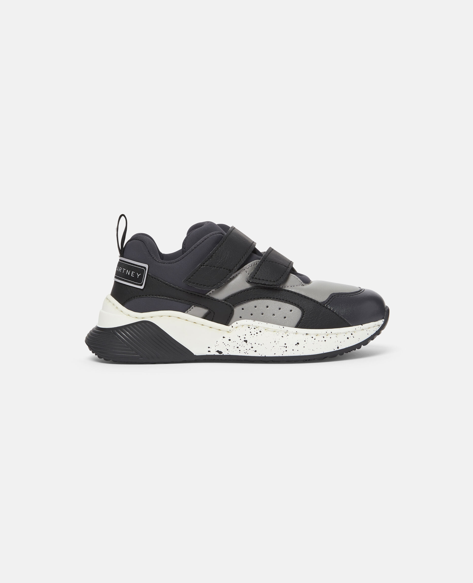 Sports Trainers-Grey-large image number 0