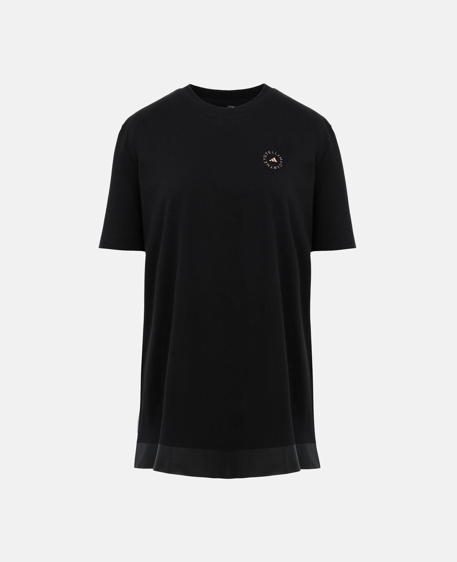 T-shirt de sport noir-Noir-large image number 0
