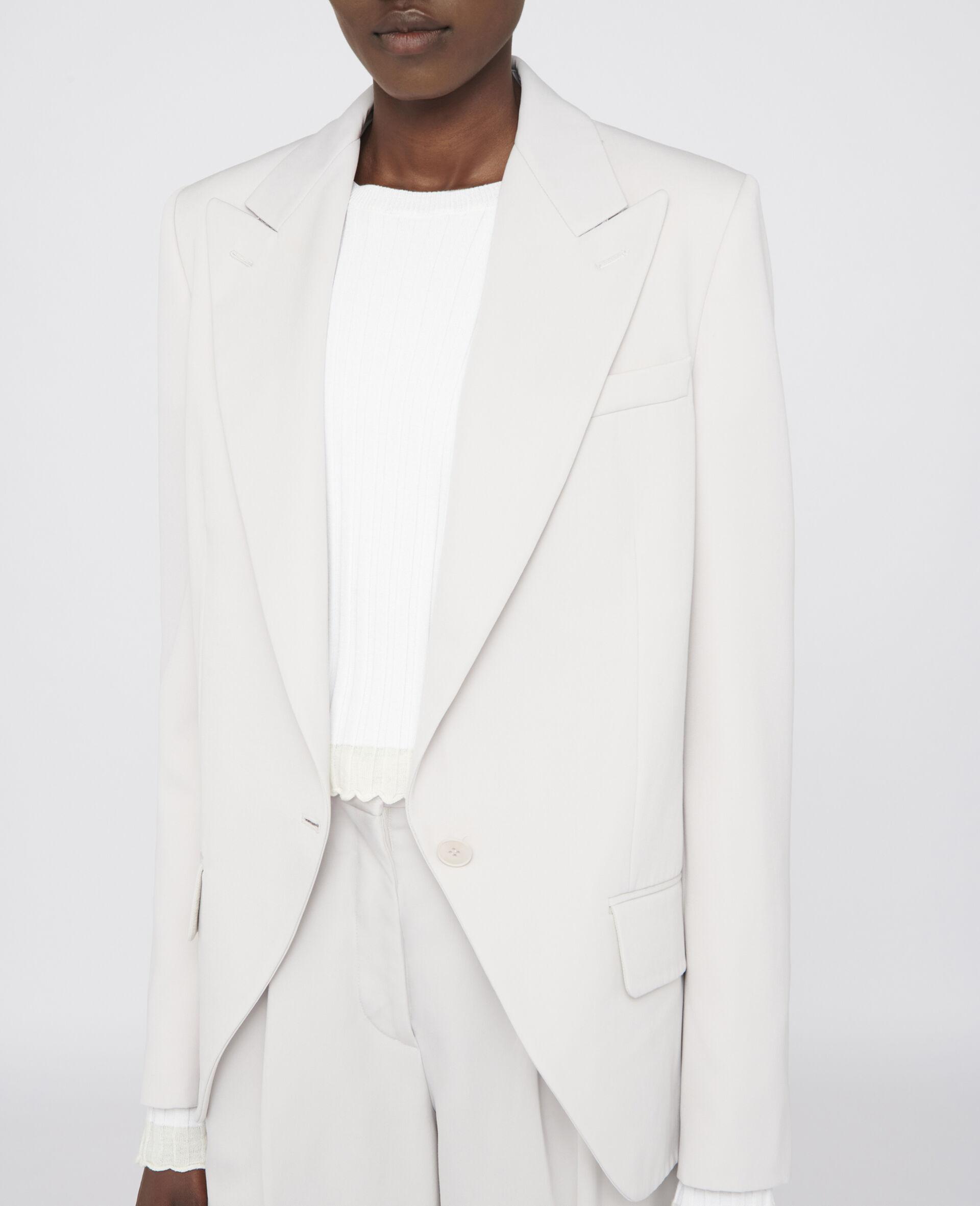 Lindsay Tailored Jacket -Grey-large image number 3