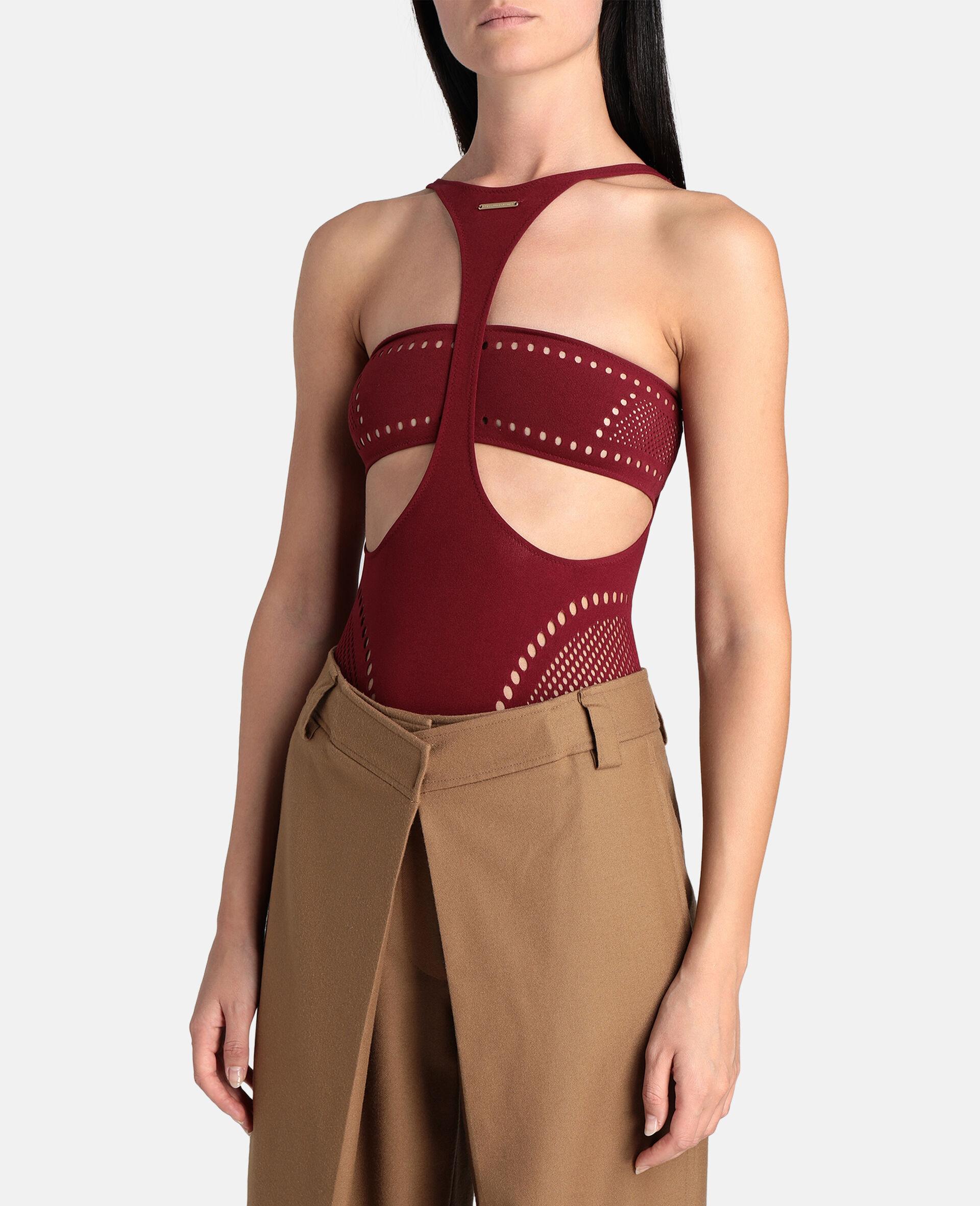 Stellawear Graphic Bodysuit-Pink-large image number 3