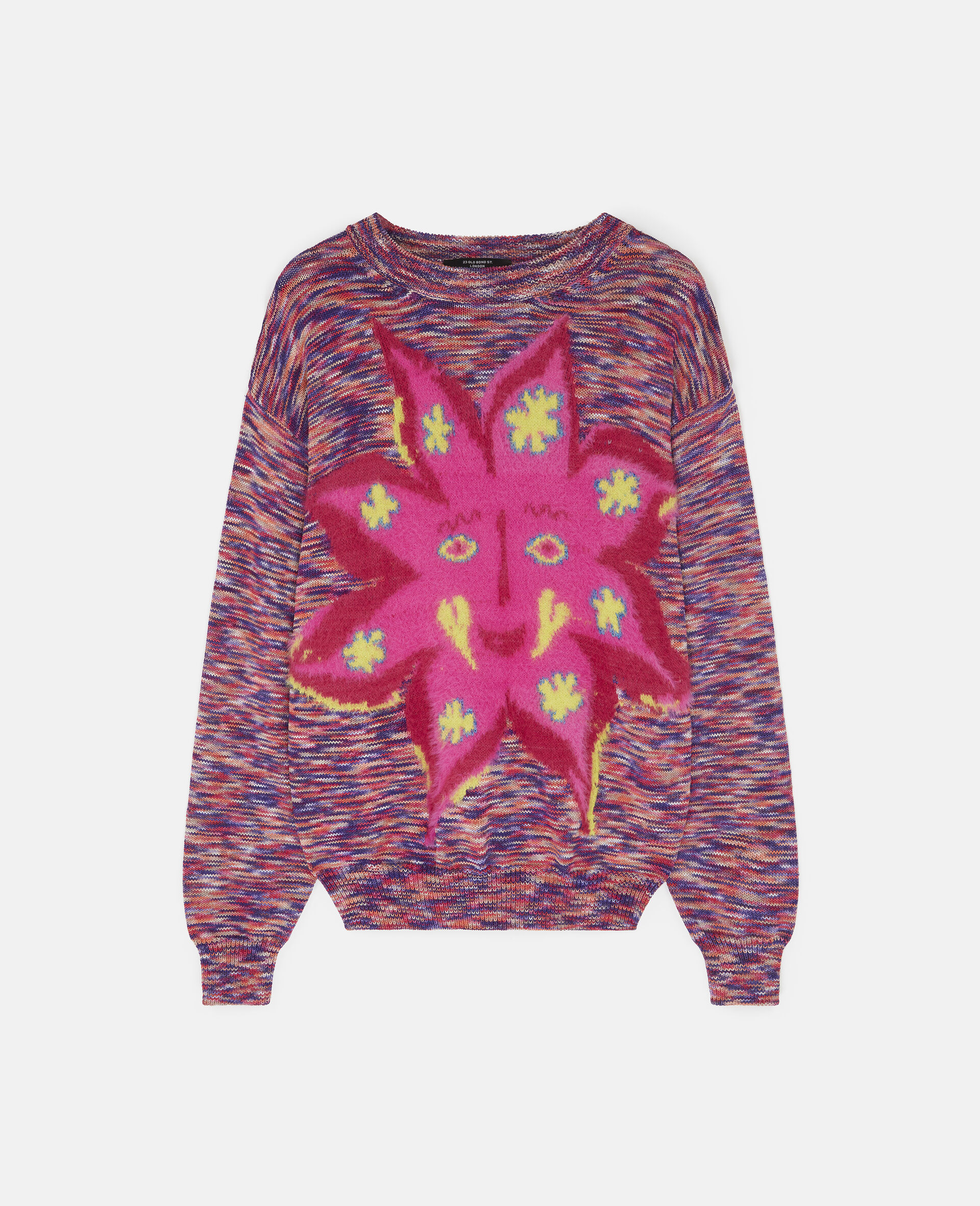 Myfawnwy Jumper -Multicolour-large image number 0