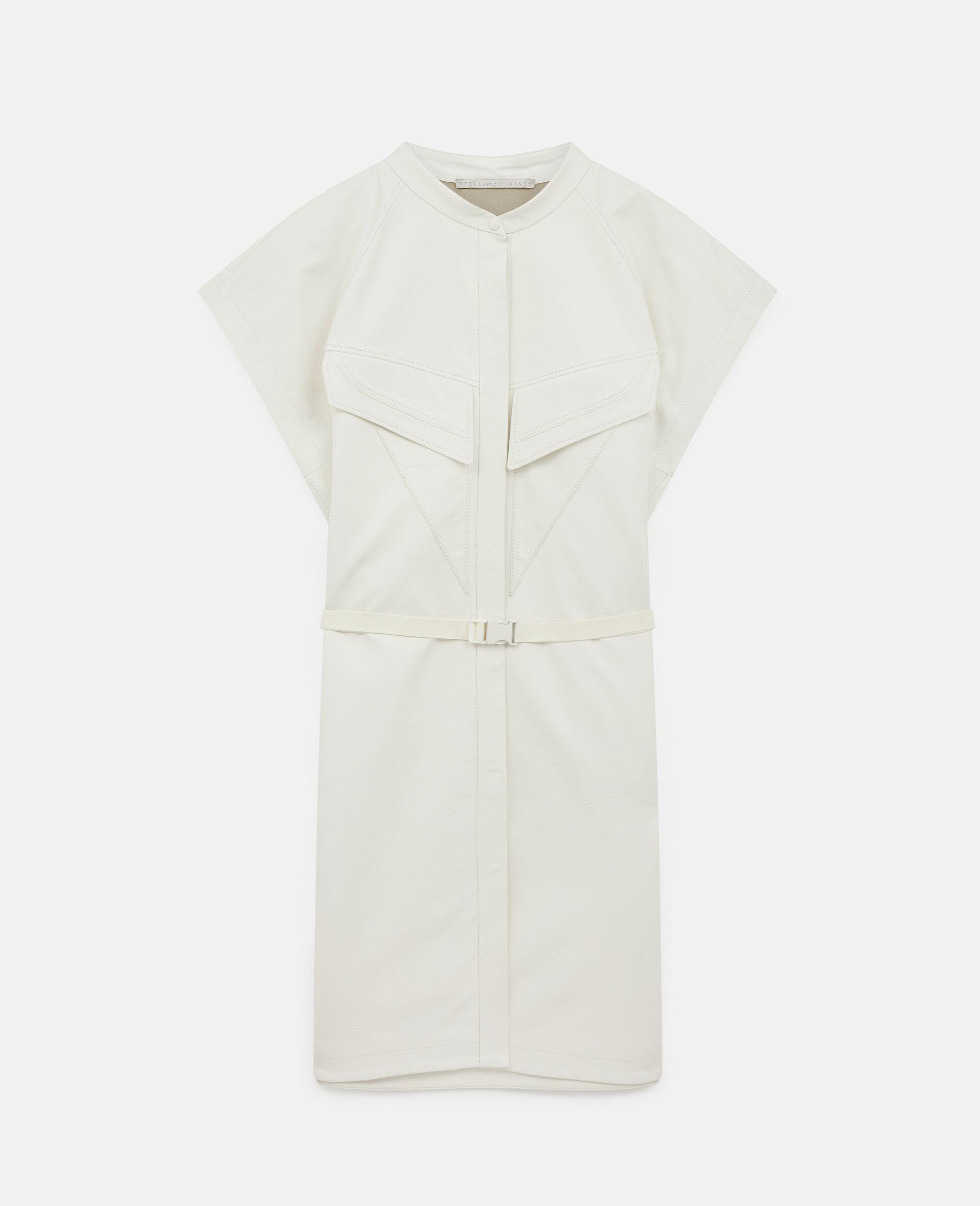 Lexie Midi Dress-White-large image number 0