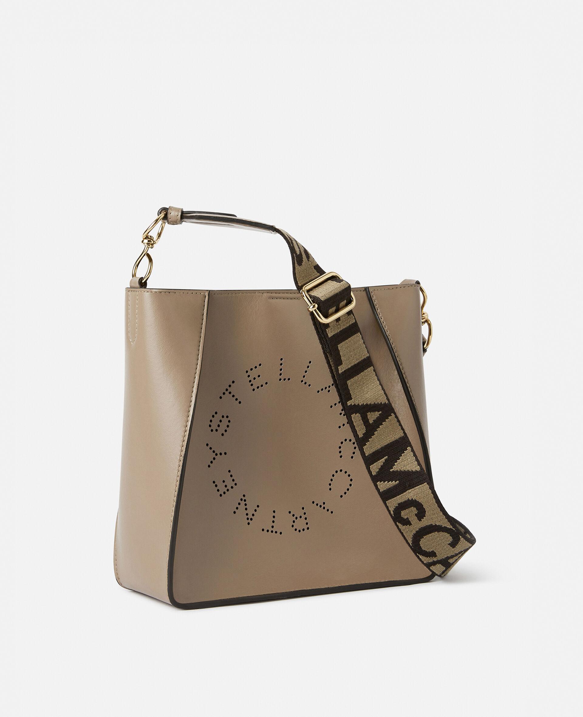 Stella Logo Shoulder Bag-Grey-large image number 1