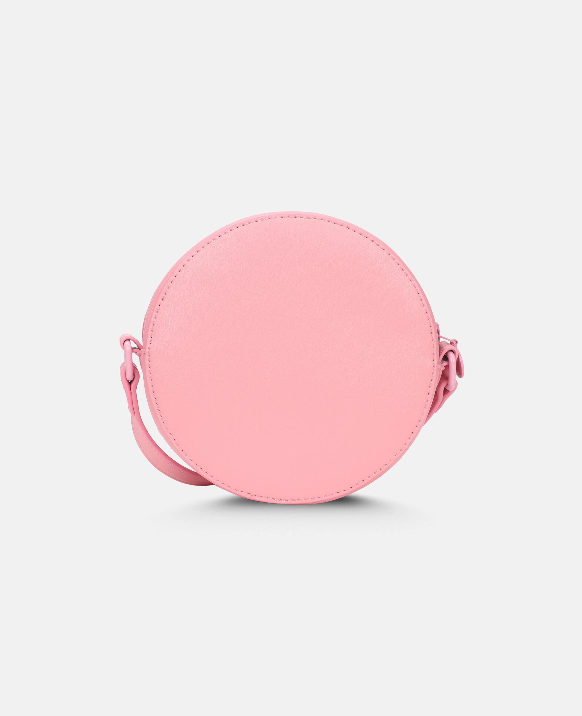 Heart Shoulder Bag -Pink-large image number 3