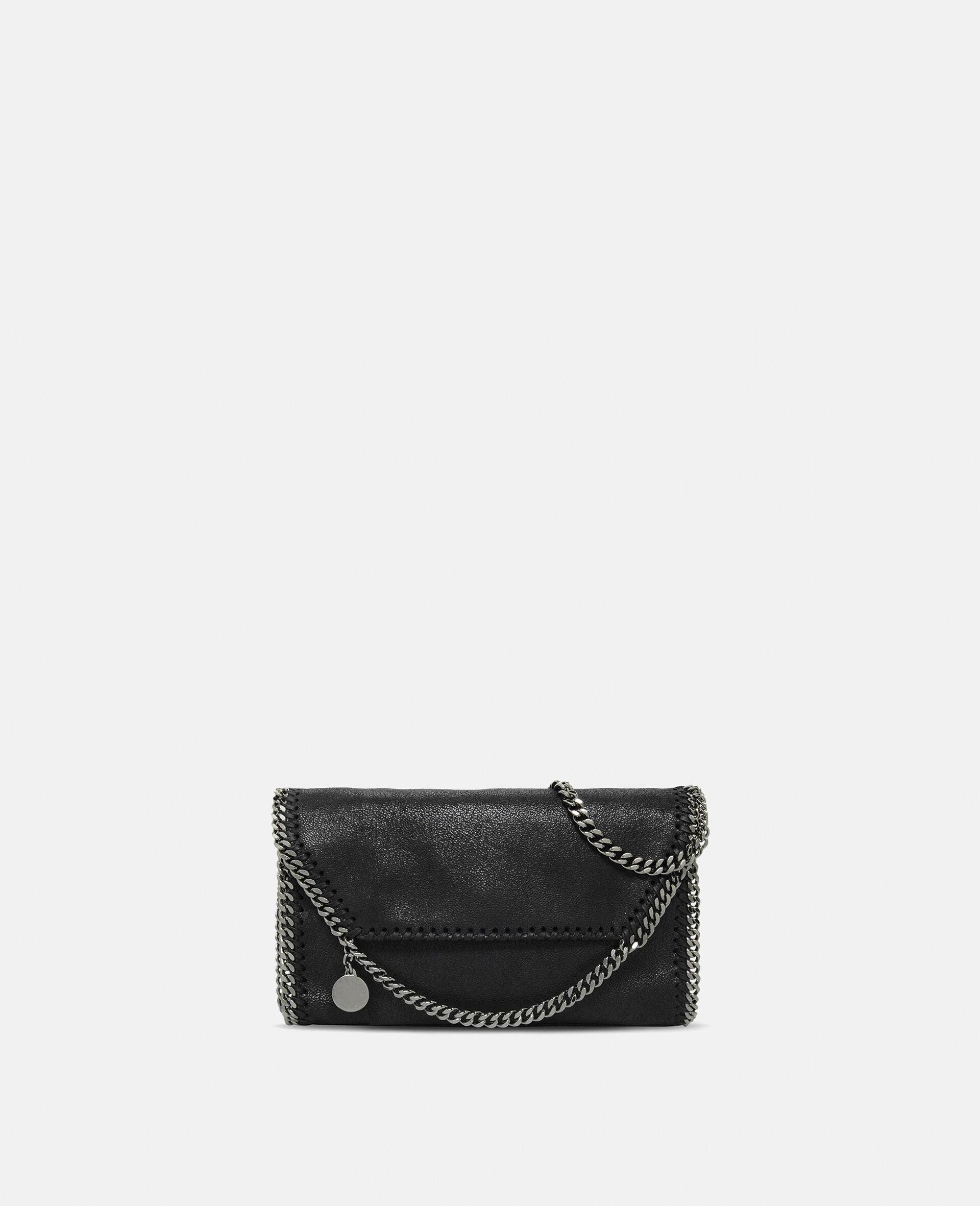 Falabella Mini Shoulder Bag-Black-large image number 0