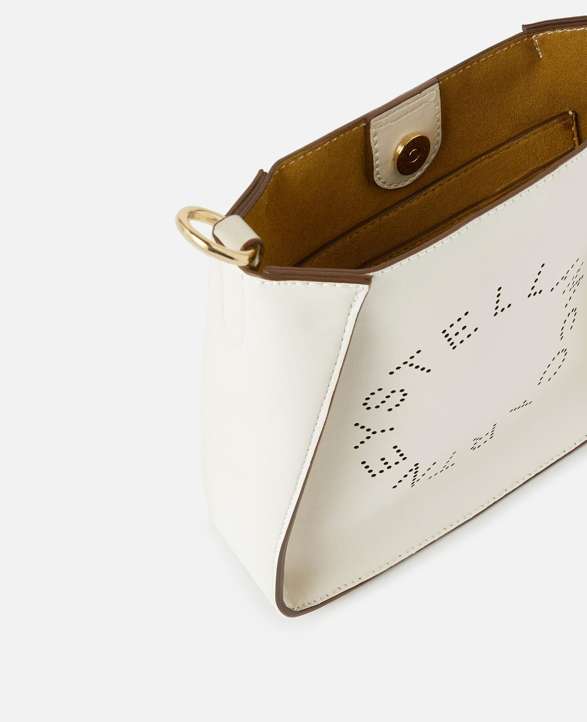 Mini-sac porté épaule logo Stella -Noir-large image number 3