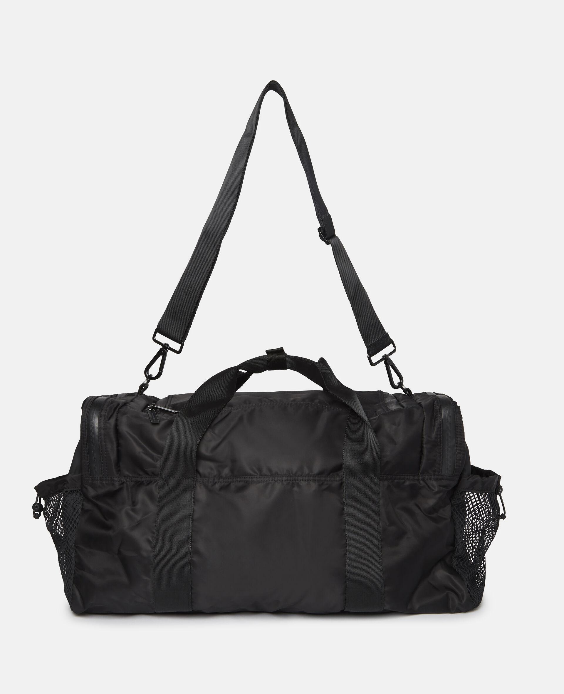 Black Squared Studiobag-Black-large image number 4