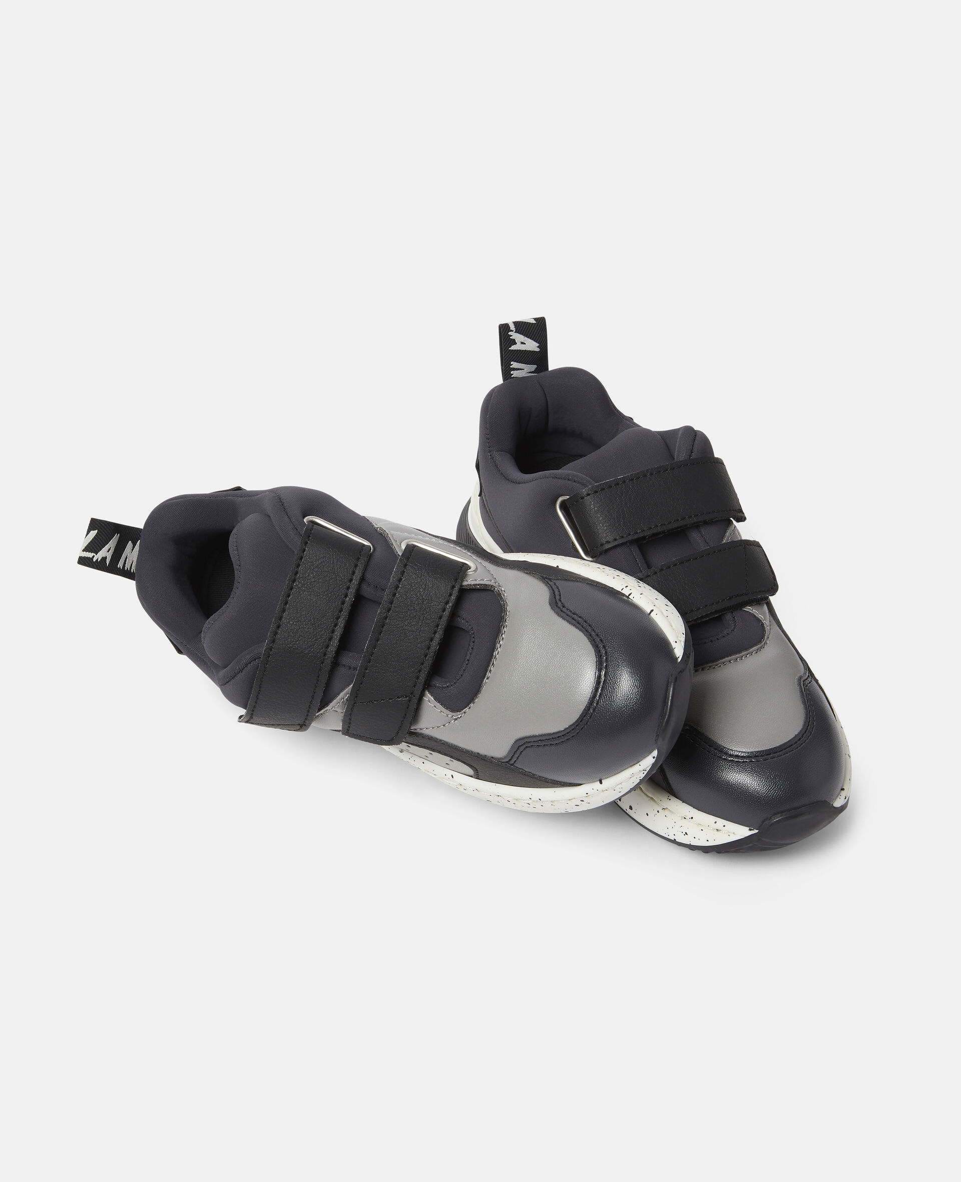 Sports Trainers-Grey-large image number 1