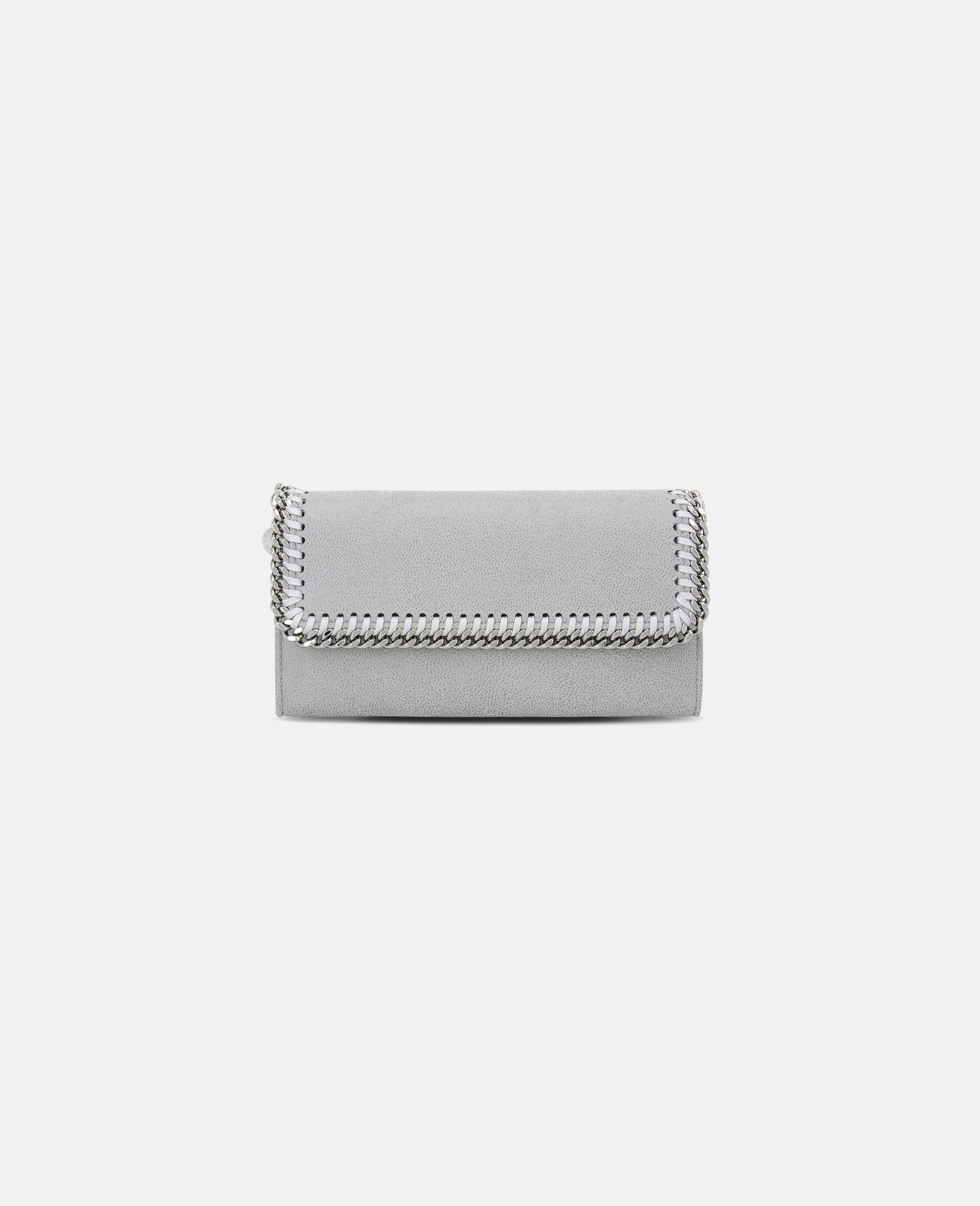 Kontinentale Brieftasche Falabella-Grau-large image number 0