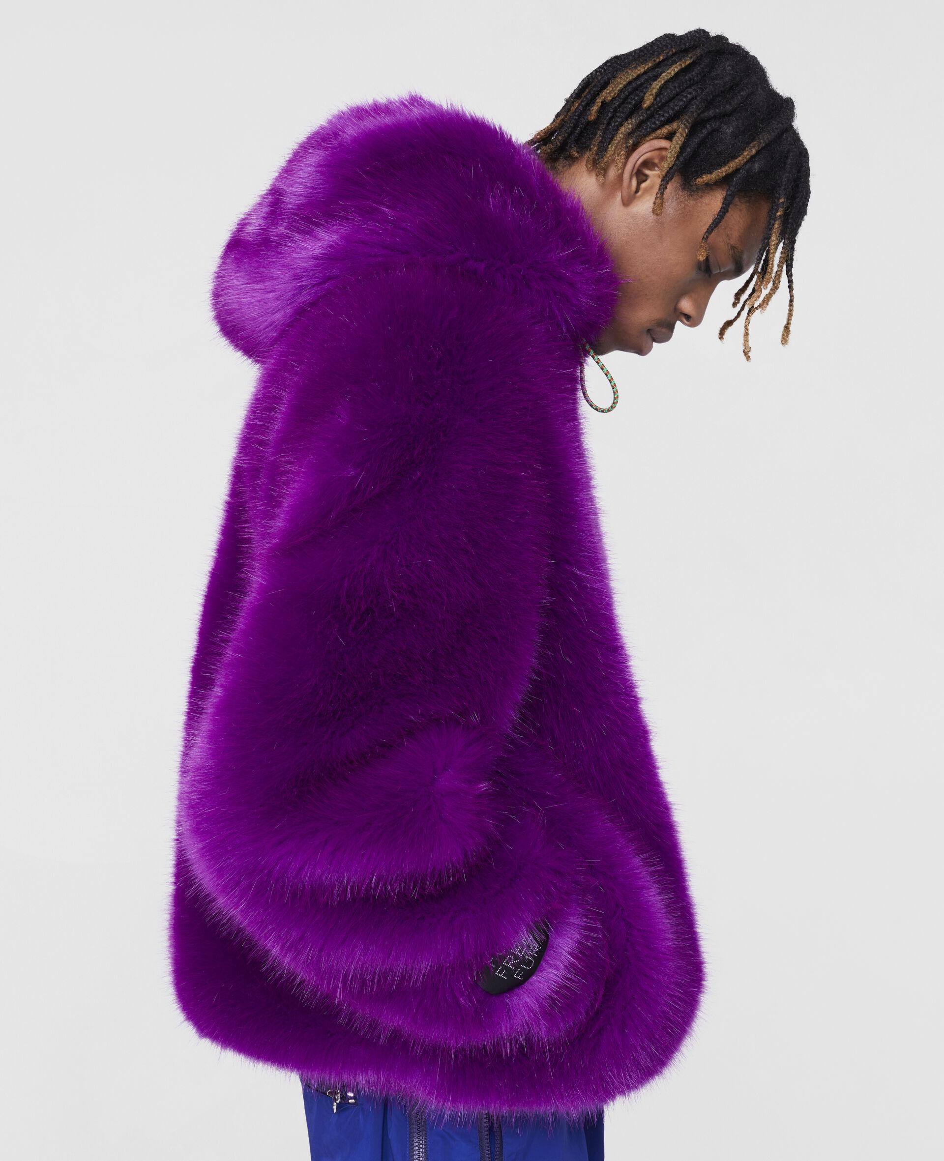 FFF Coat -Purple-large image number 4