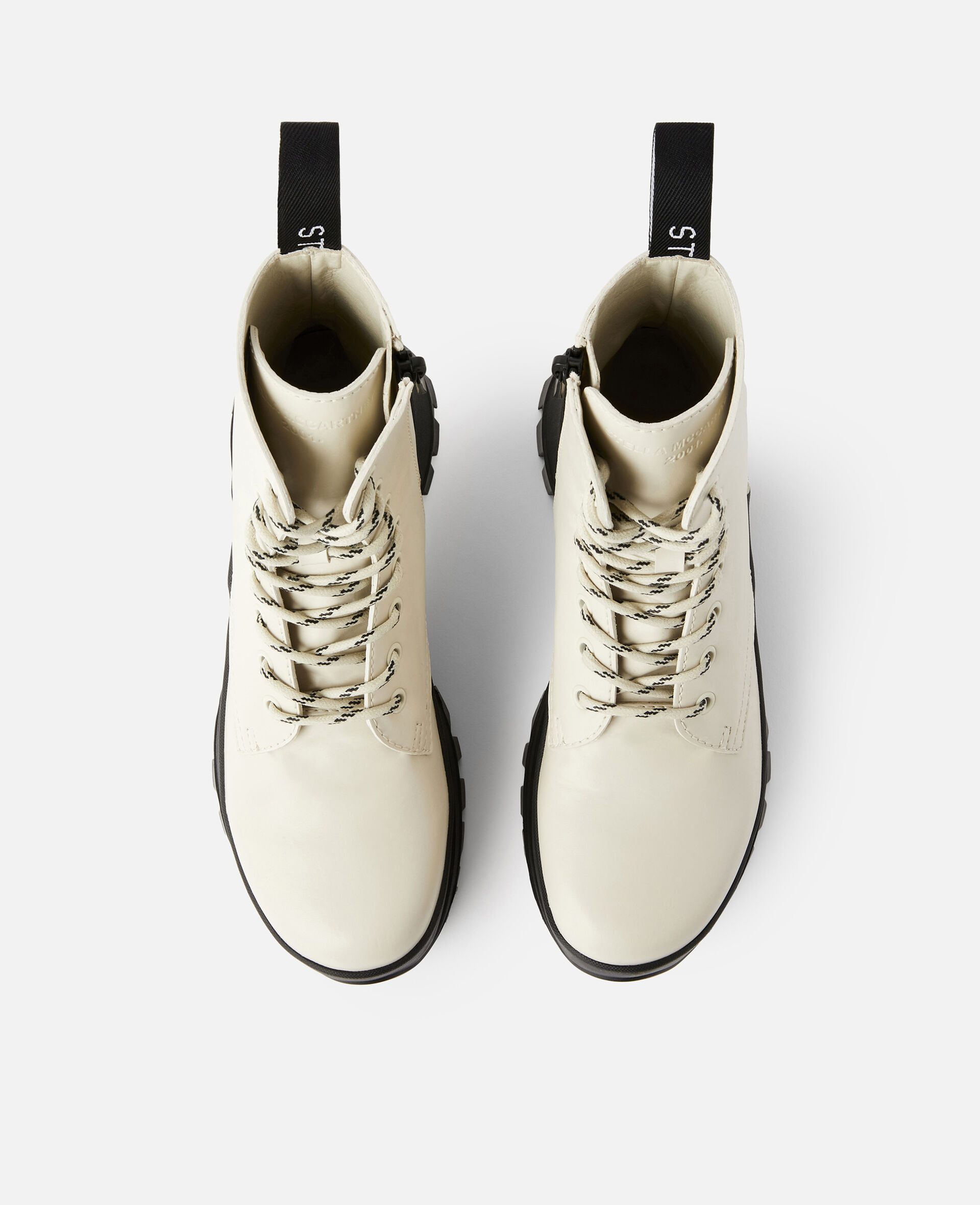 Trace Logo Boots-White-large image number 3