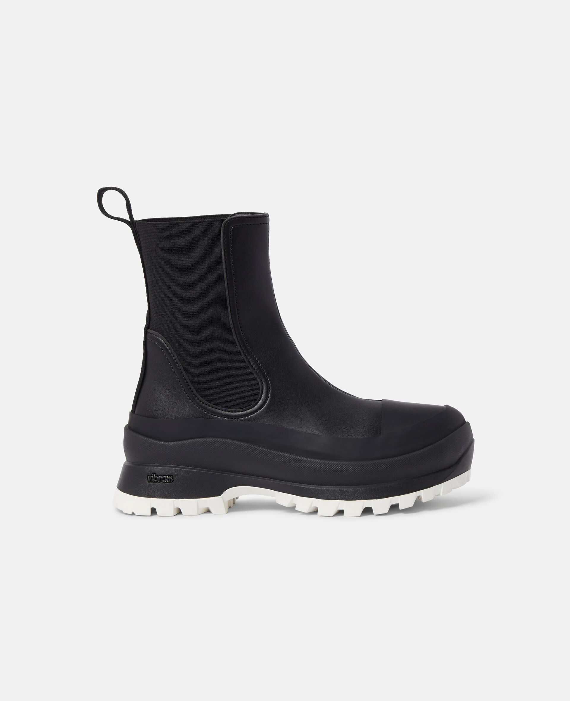 Trace Chelsea Boots-Black-large image number 0