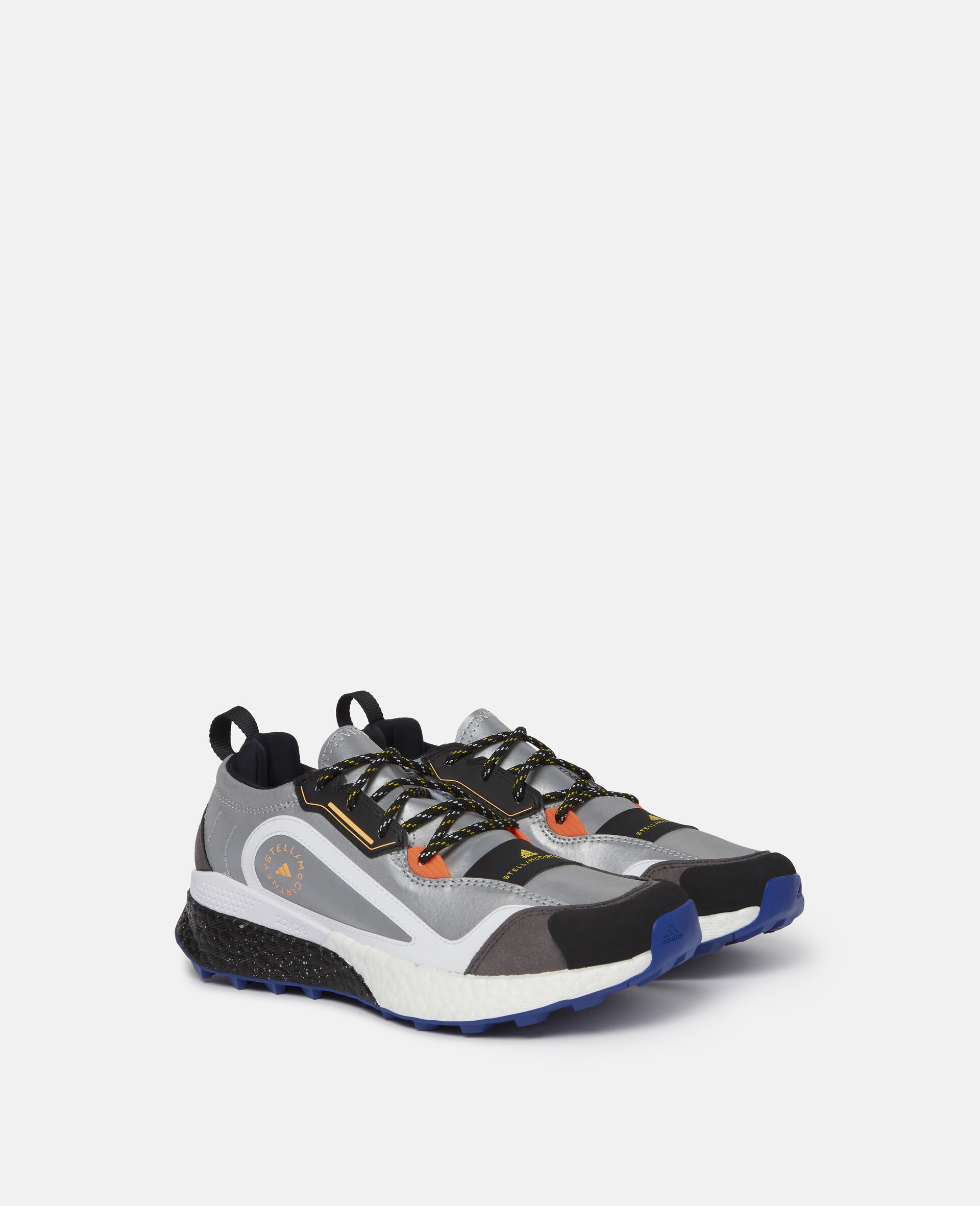 Outdoor Boost 2.0 Running Trainers-Multicolour-large image number 1