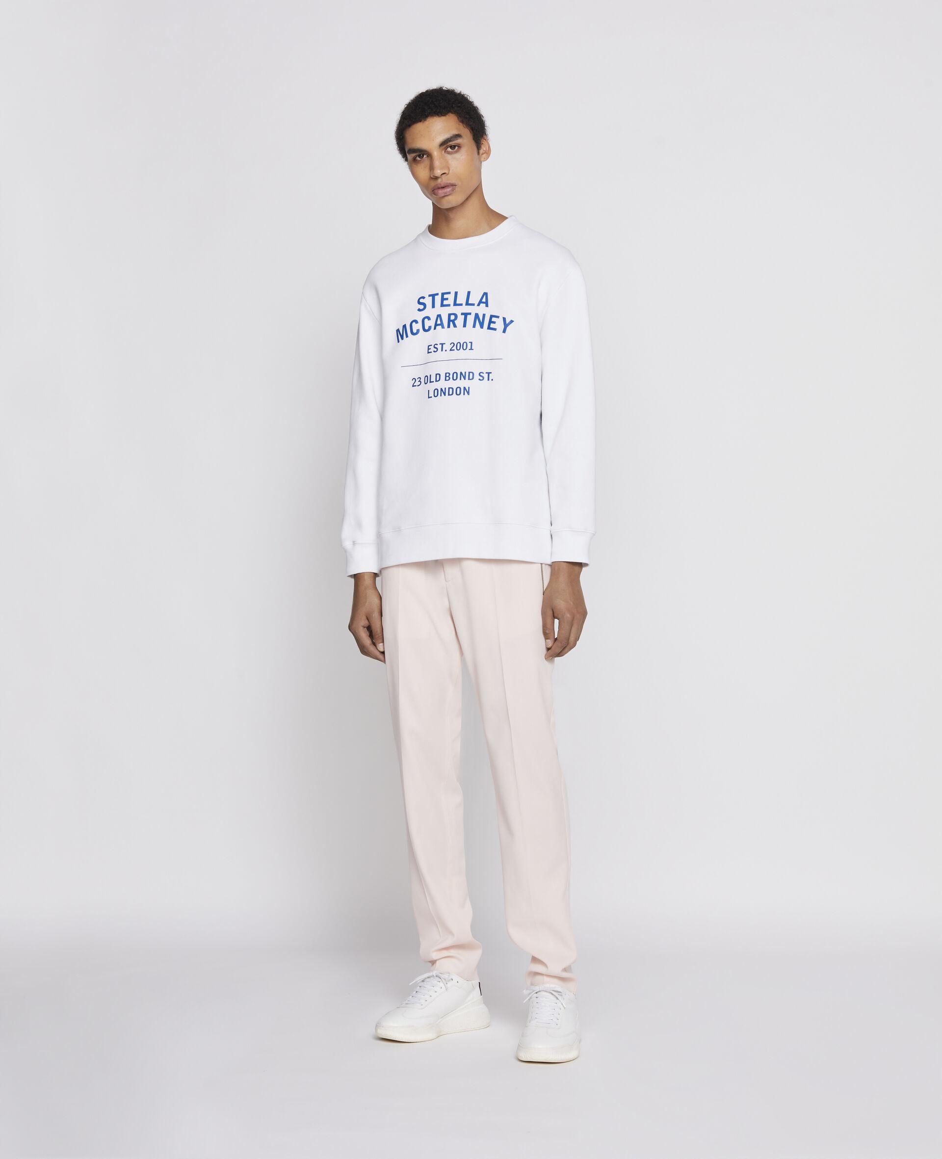 23 OBS Organic Cotton Sweatshirt-Black-large image number 3