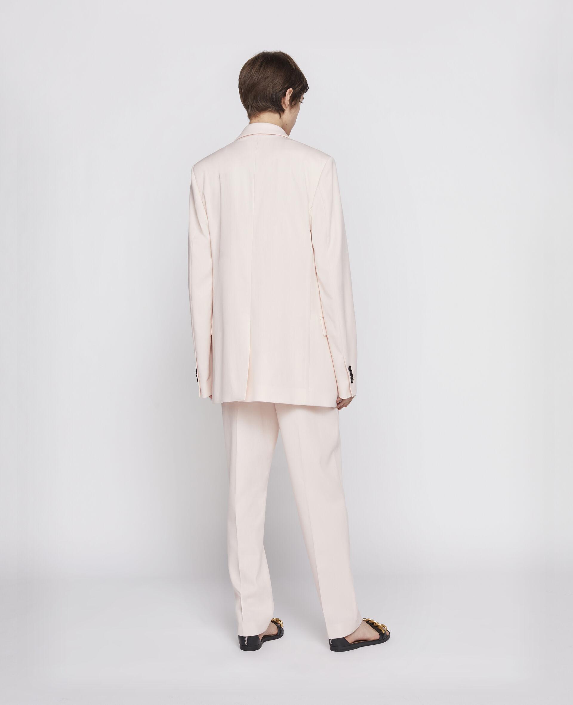 羊毛裤装-粉色-large image number 2