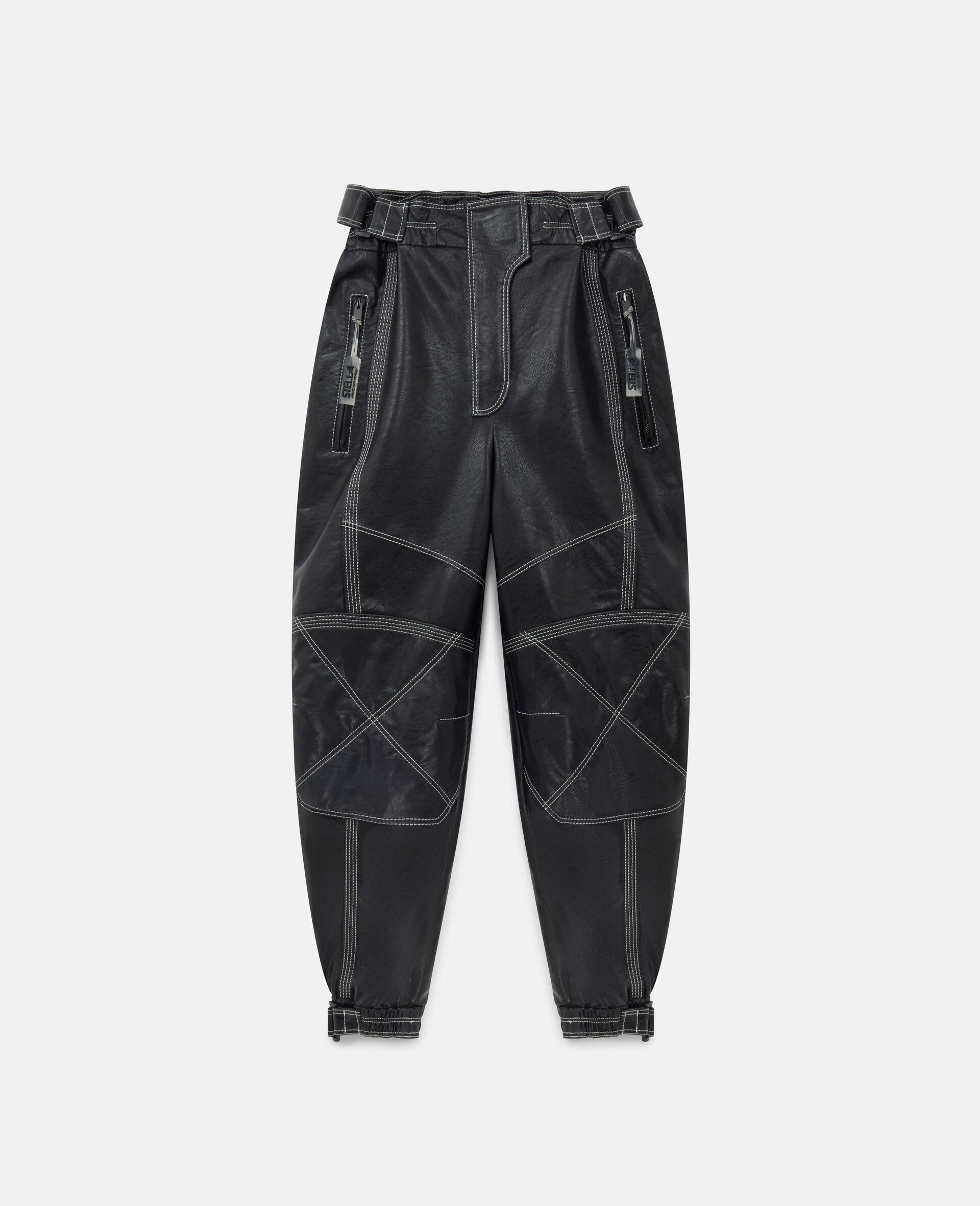 Lacey Pants-Black-large image number 0