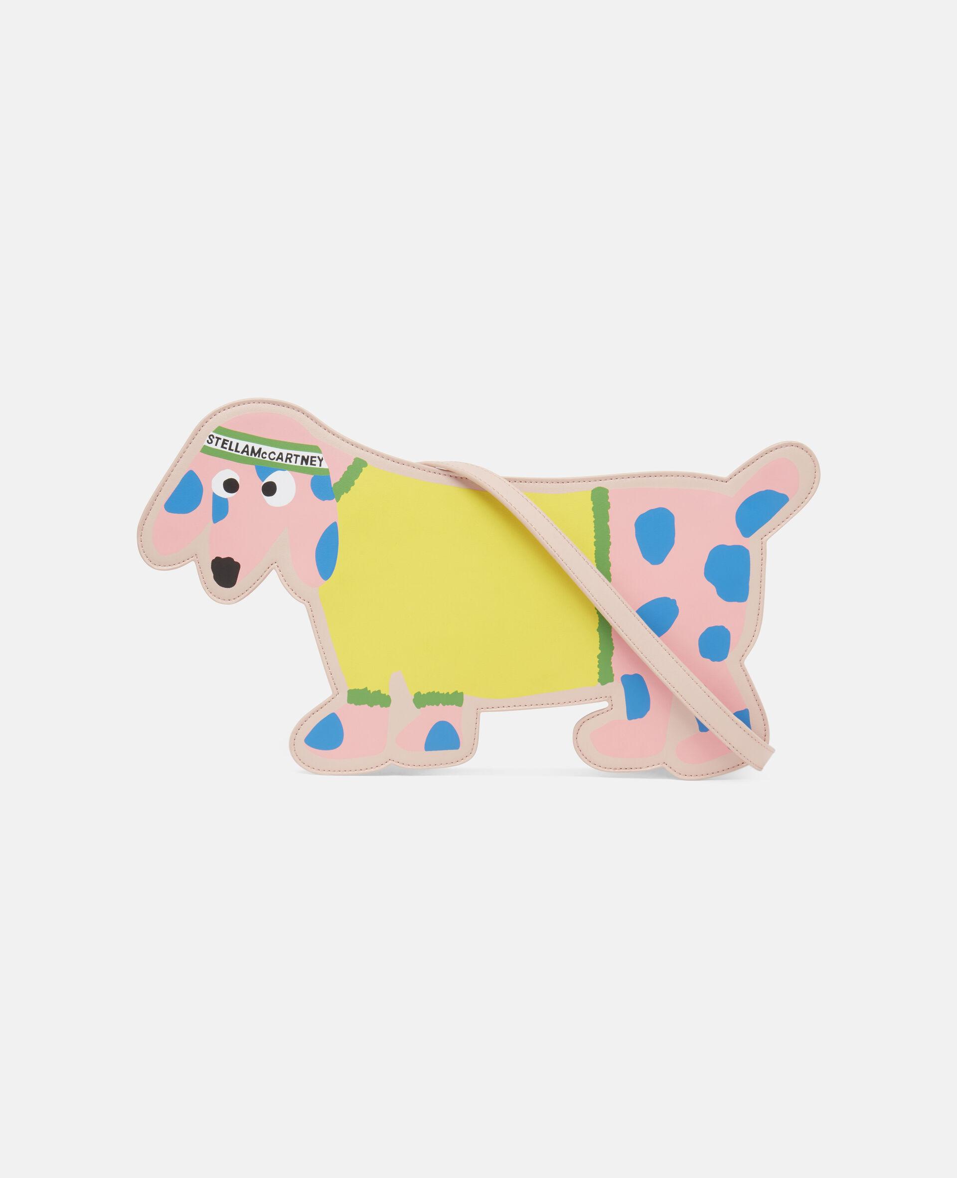 Doggie Alter Mat Shoulder Bag-Multicolour-large image number 0