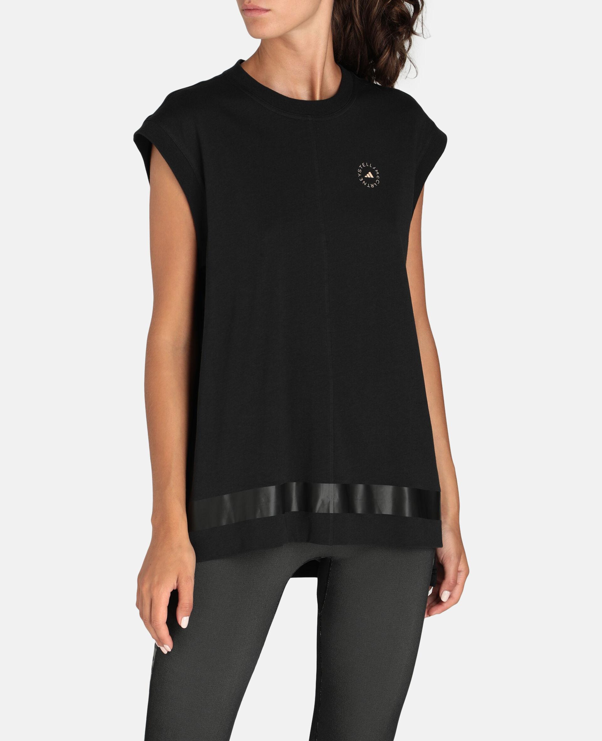 Black Training Vest-Black-large image number 4