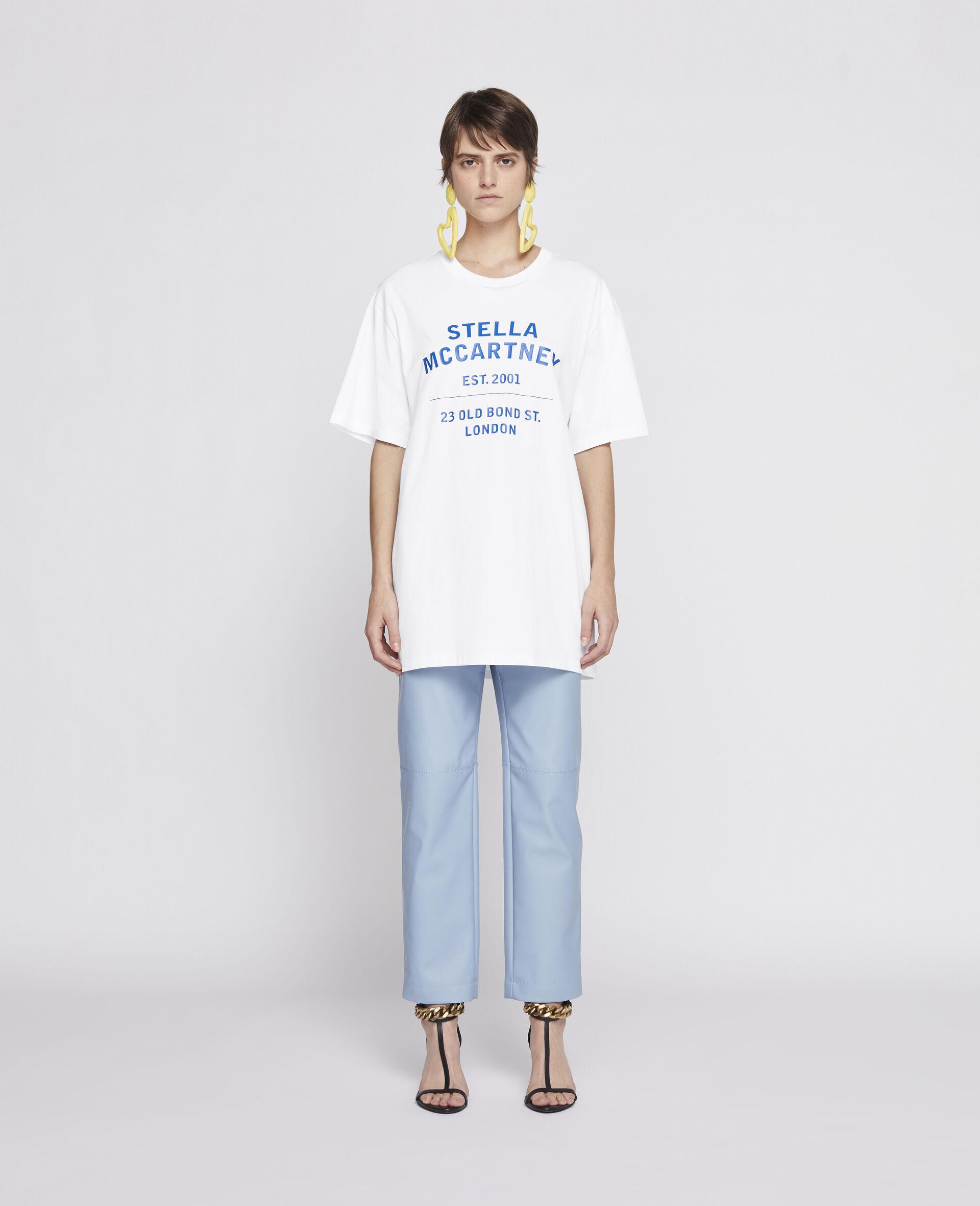 23 OBS Organic Cotton T-Shirt-Black-large image number 3