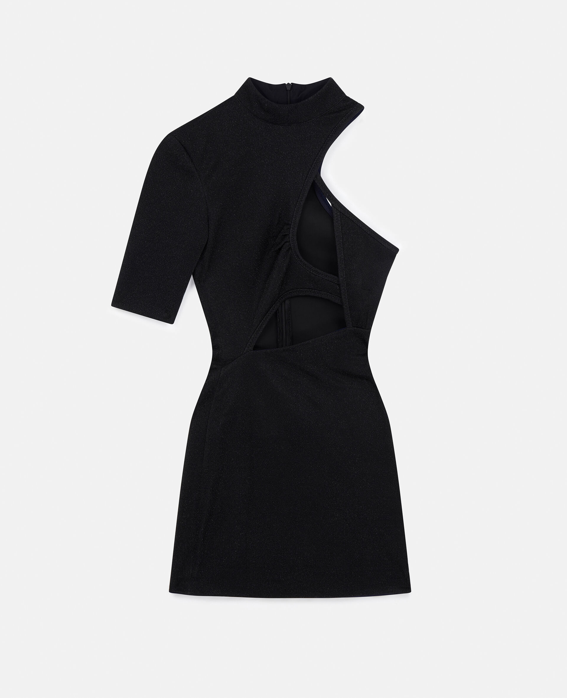 Malisa Mini Dress-Black-large image number 0