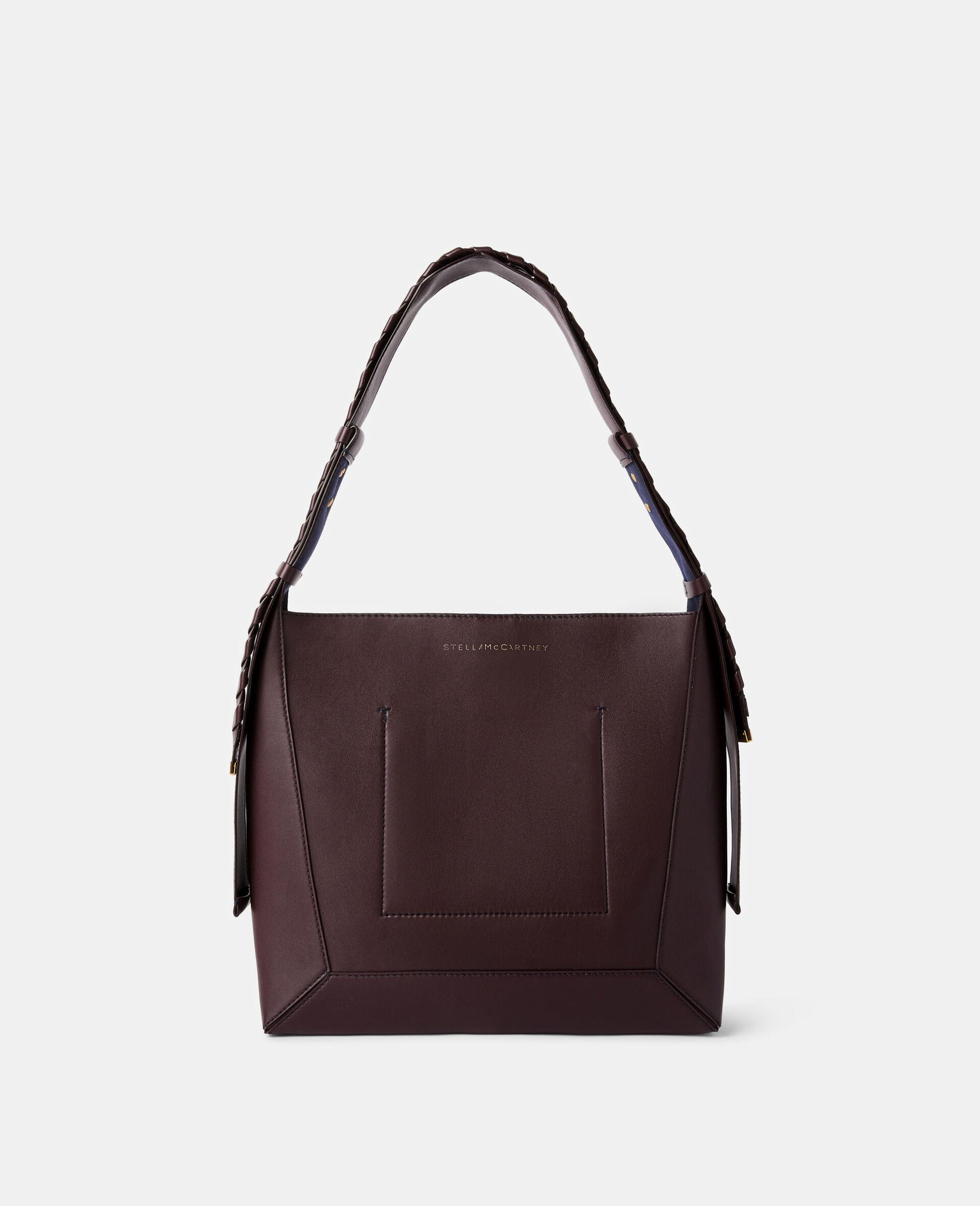 Medium Hobo Bag-Red-large image number 0