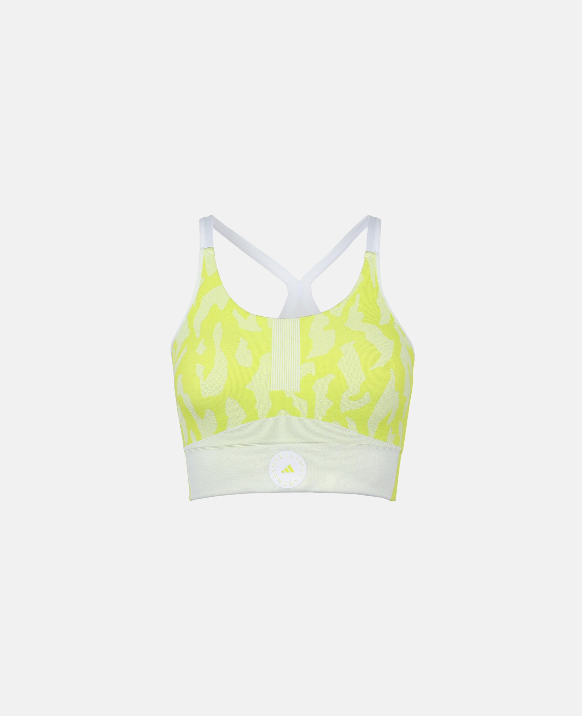 TruePurpose Seamless Bra-Yellow-large image number 0