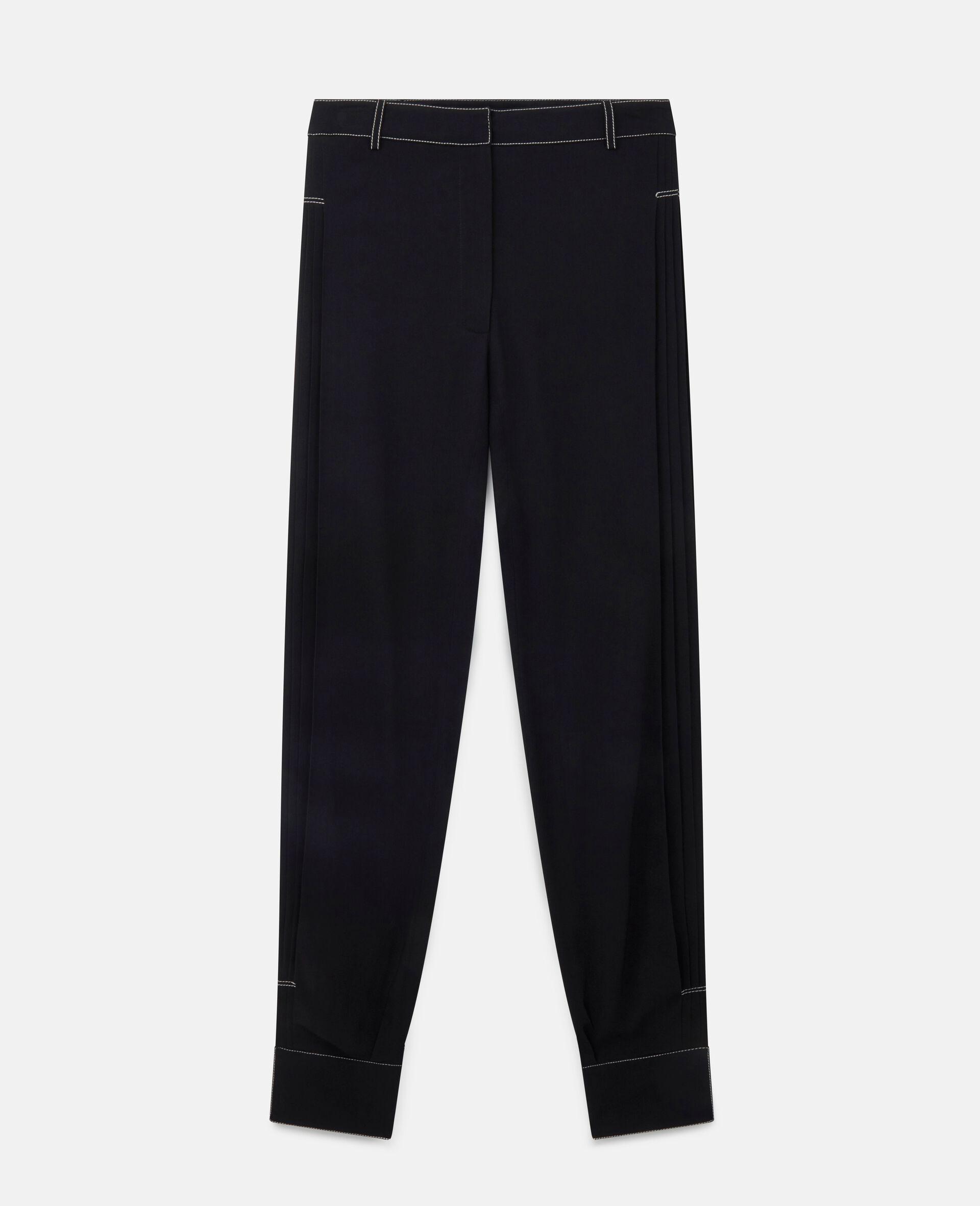 Nancy 裤装-黑色-large image number 0