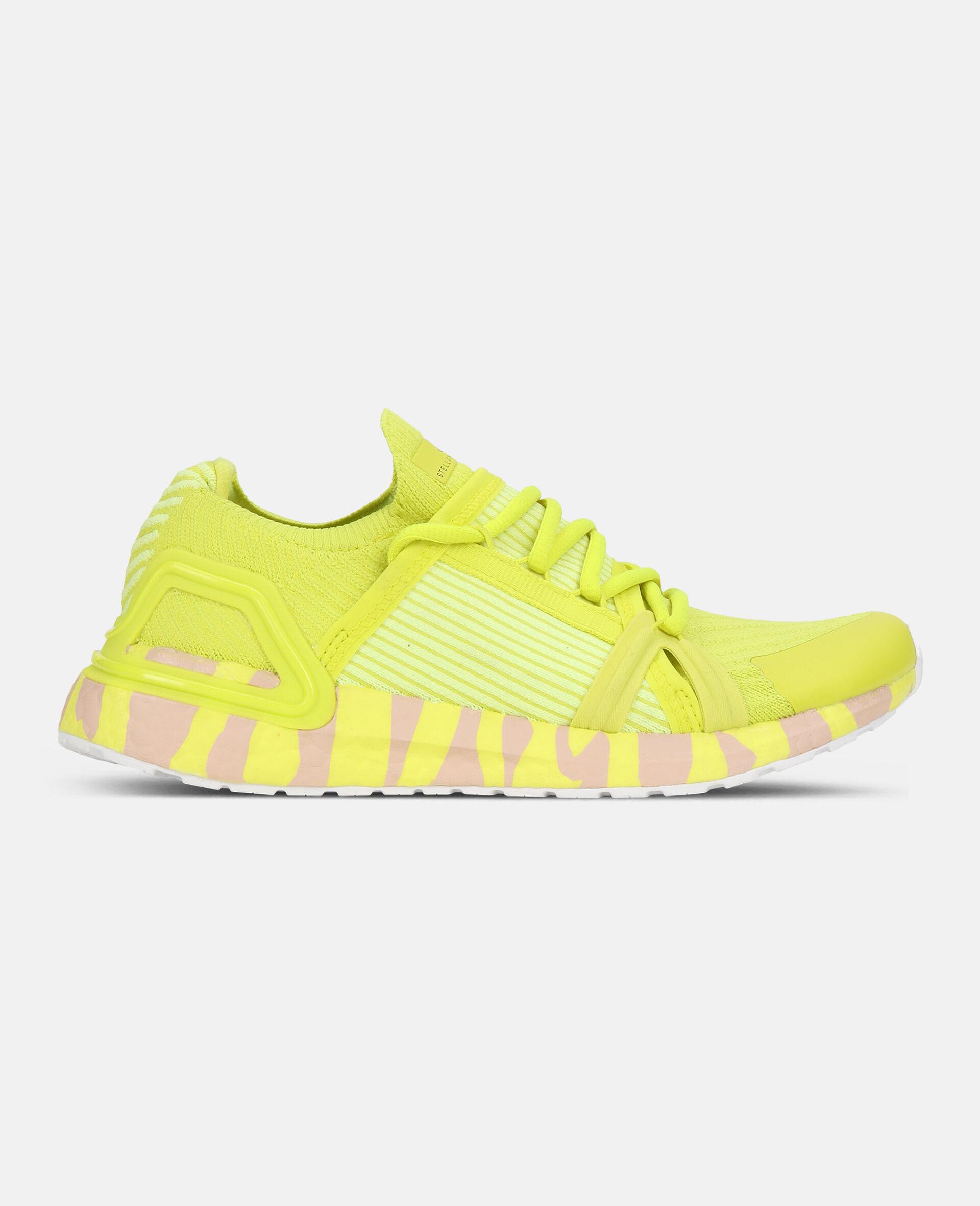 黄色 Ultraboost 20 运动鞋  -黄色-large image number 0