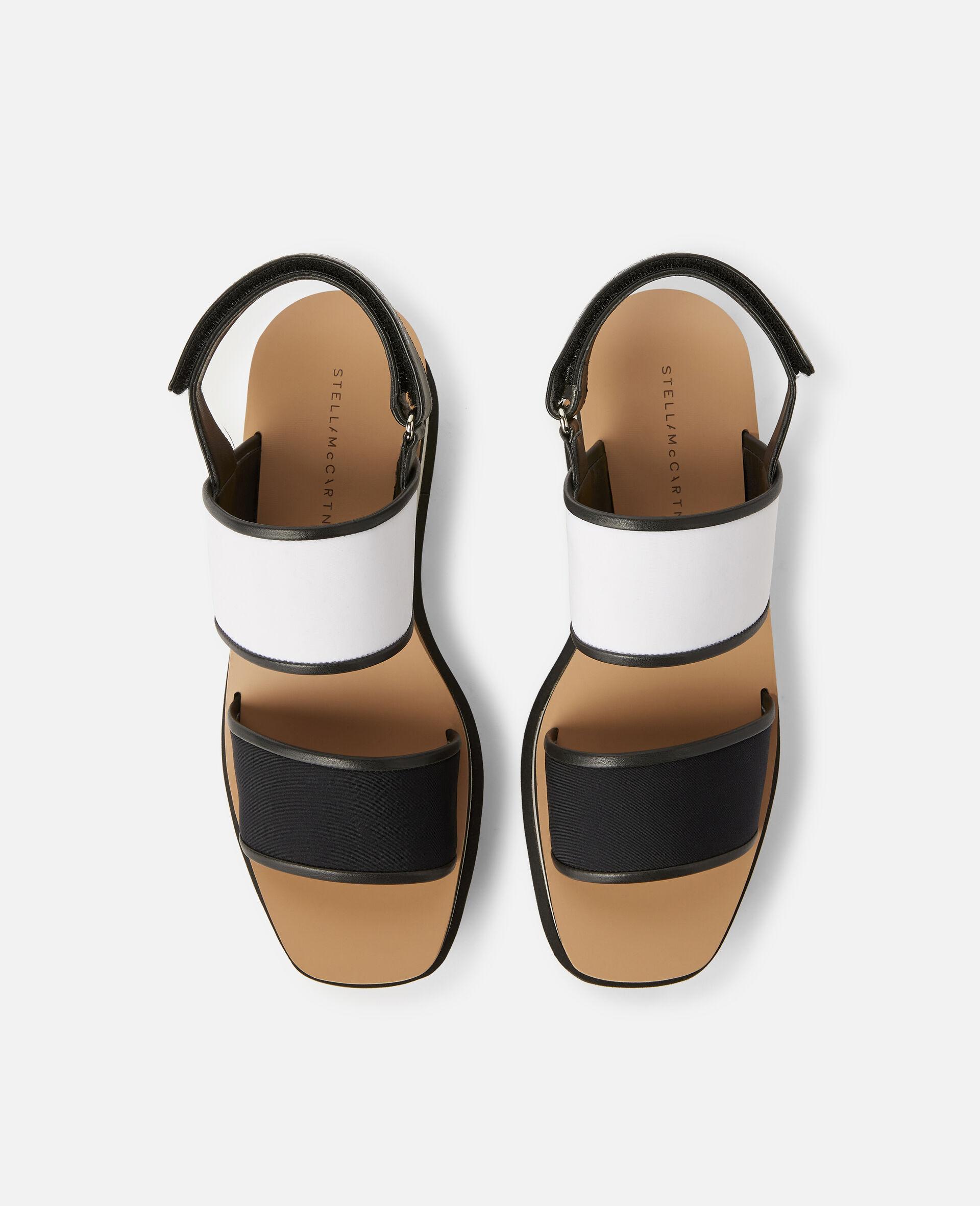 Sneak Elyse Sandals-Black-large image number 3