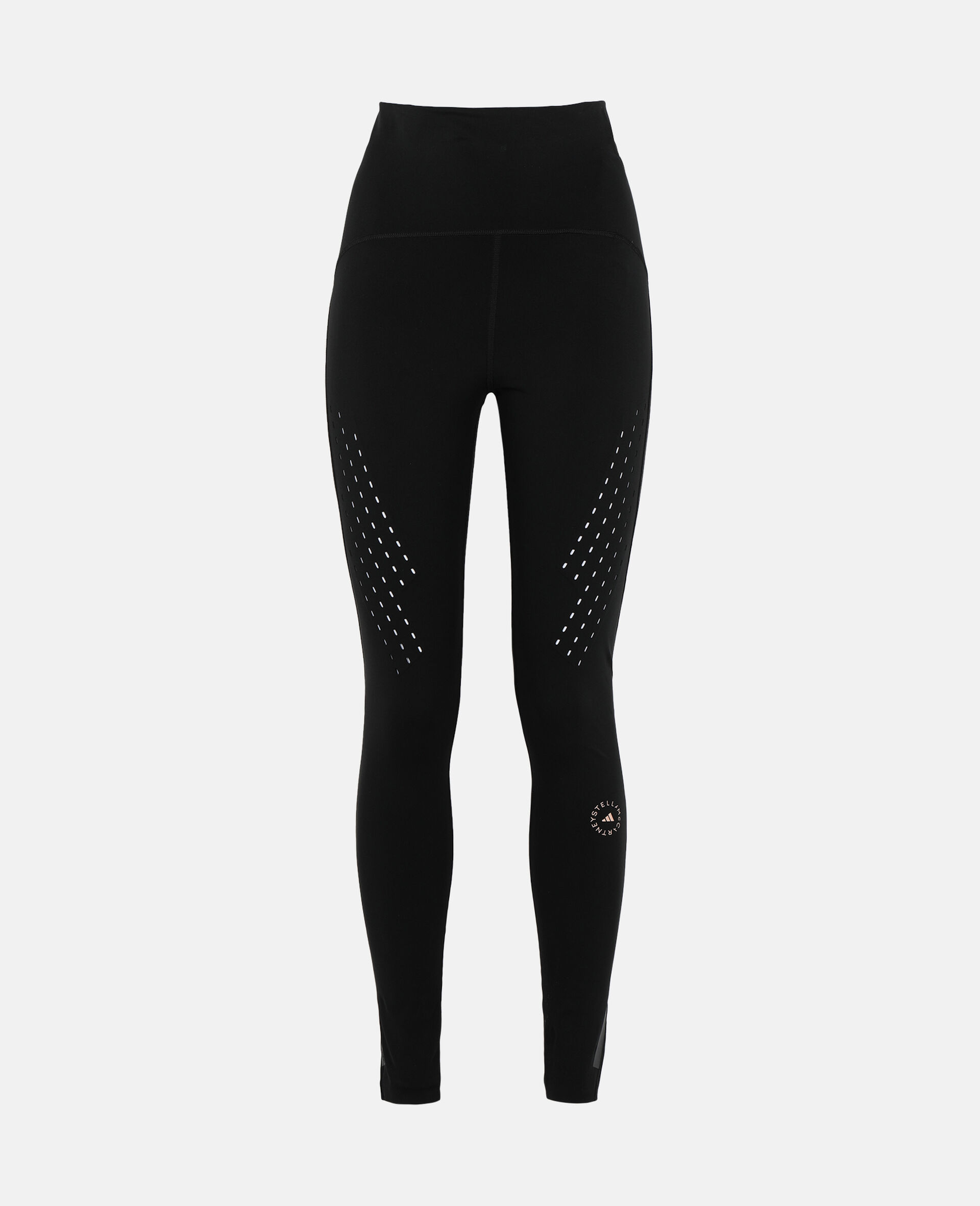 Black TruePurpose Training Tights-Black-large image number 0