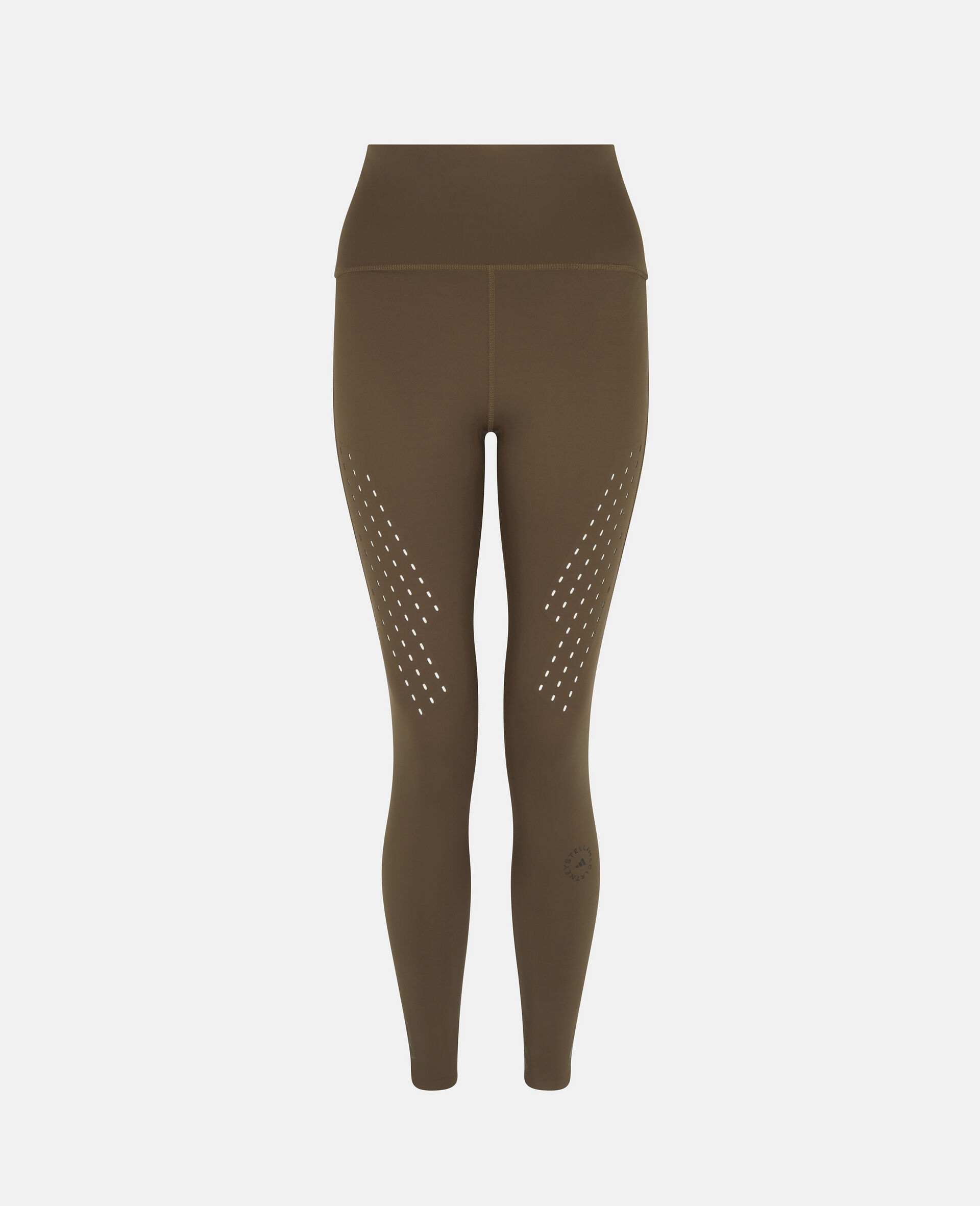 Brown Training Tights-Brown-large image number 0
