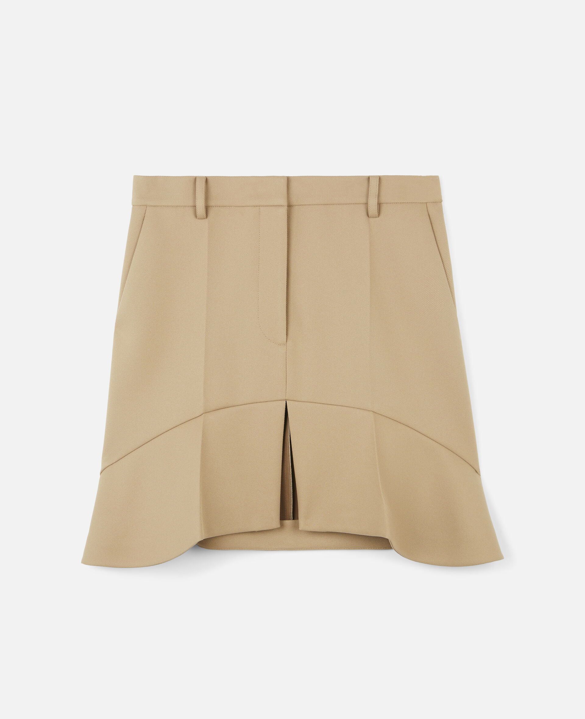 Arabella Mini Skirt-Brown-large image number 0
