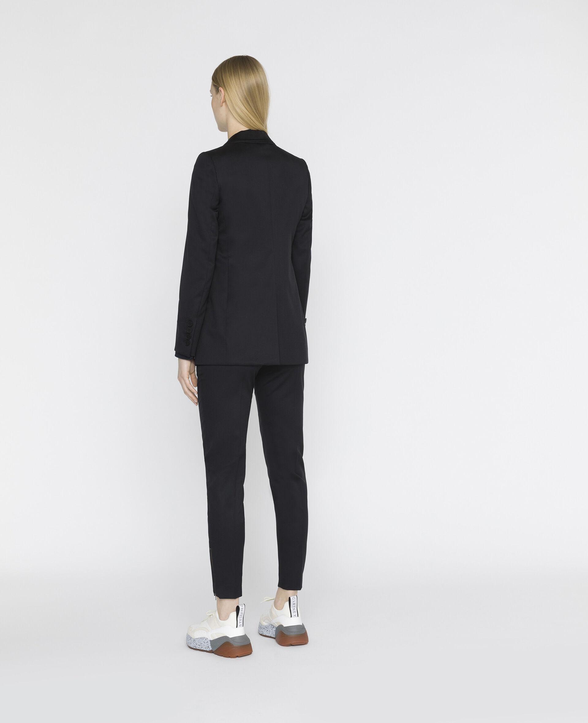 Pantaloni Vivian-Nero-large image number 2