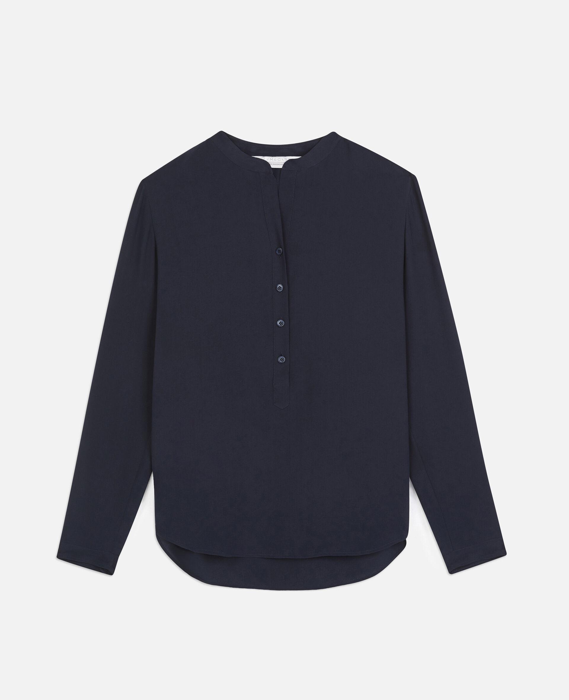 Eva Silk Shirt-Pink-large image number 0