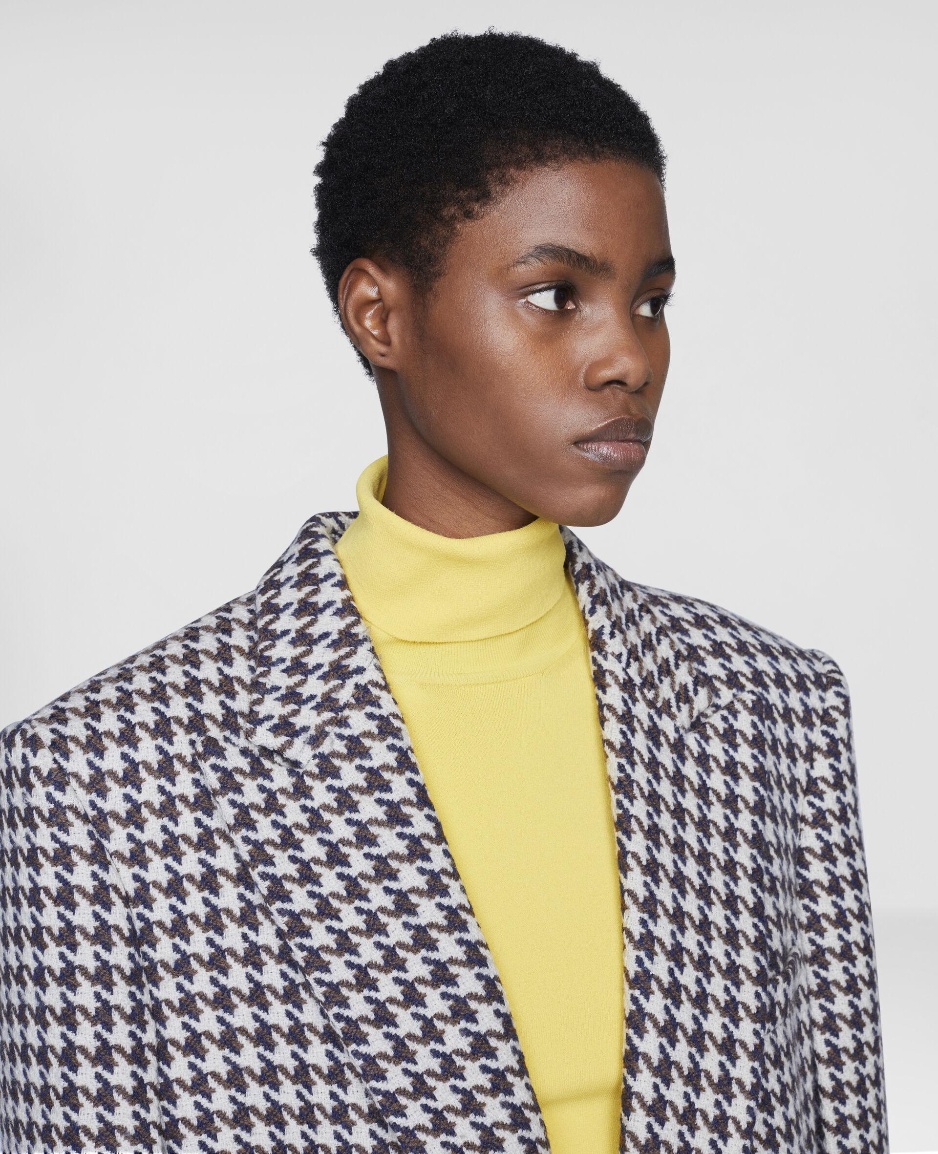 Varina Coat-Multicolour-large image number 3