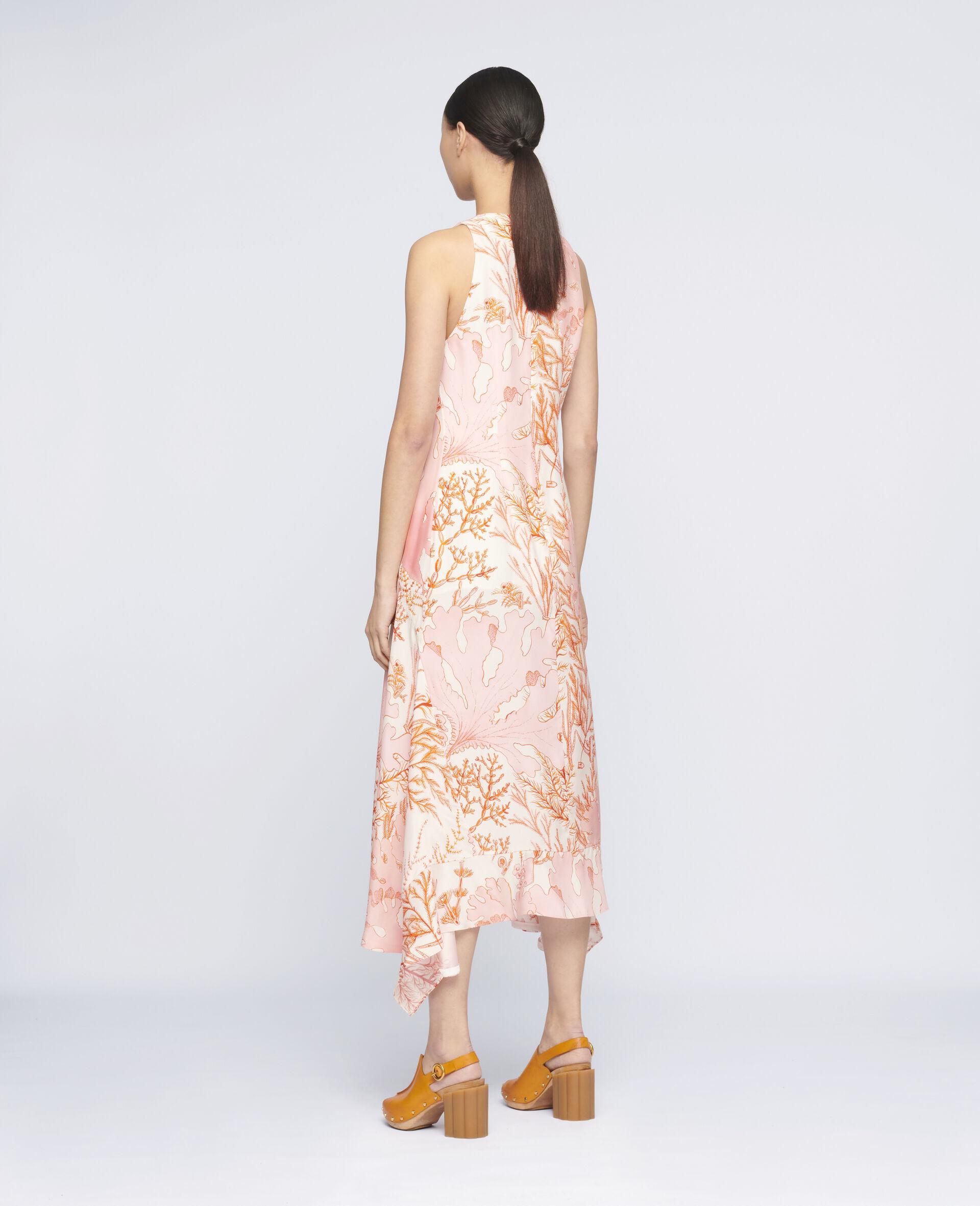 アナベル シルク ドレス-マルチカラー-large image number 2