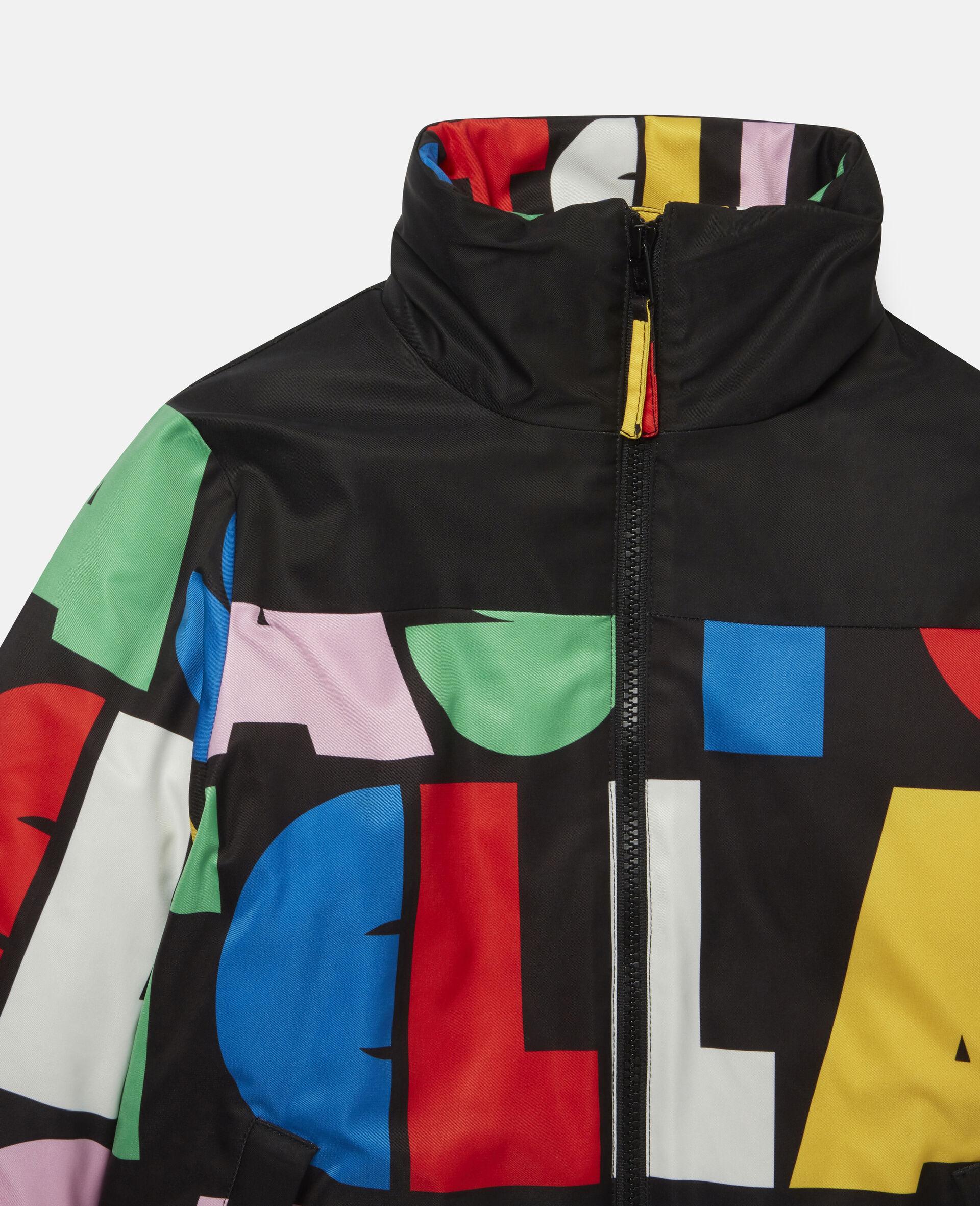 Stella Puffer Jacket -Multicolour-large image number 1