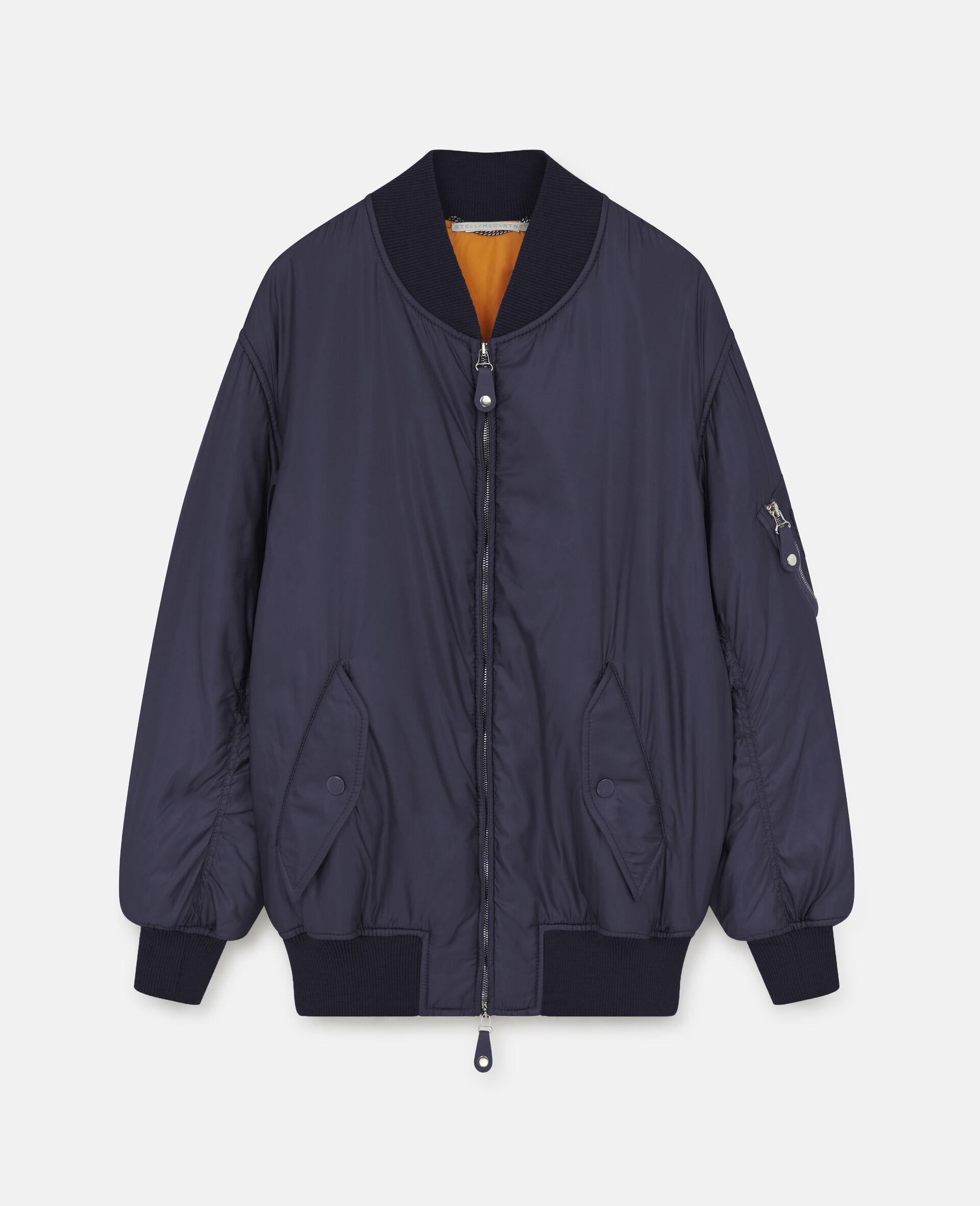 Vina Bomber Jacket -Blue-large image number 0