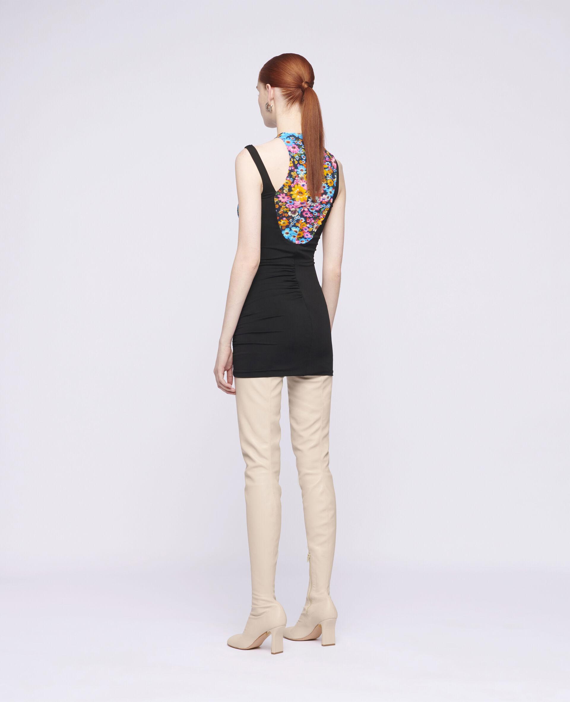 Melissa Mini Dress-Multicolour-large image number 2