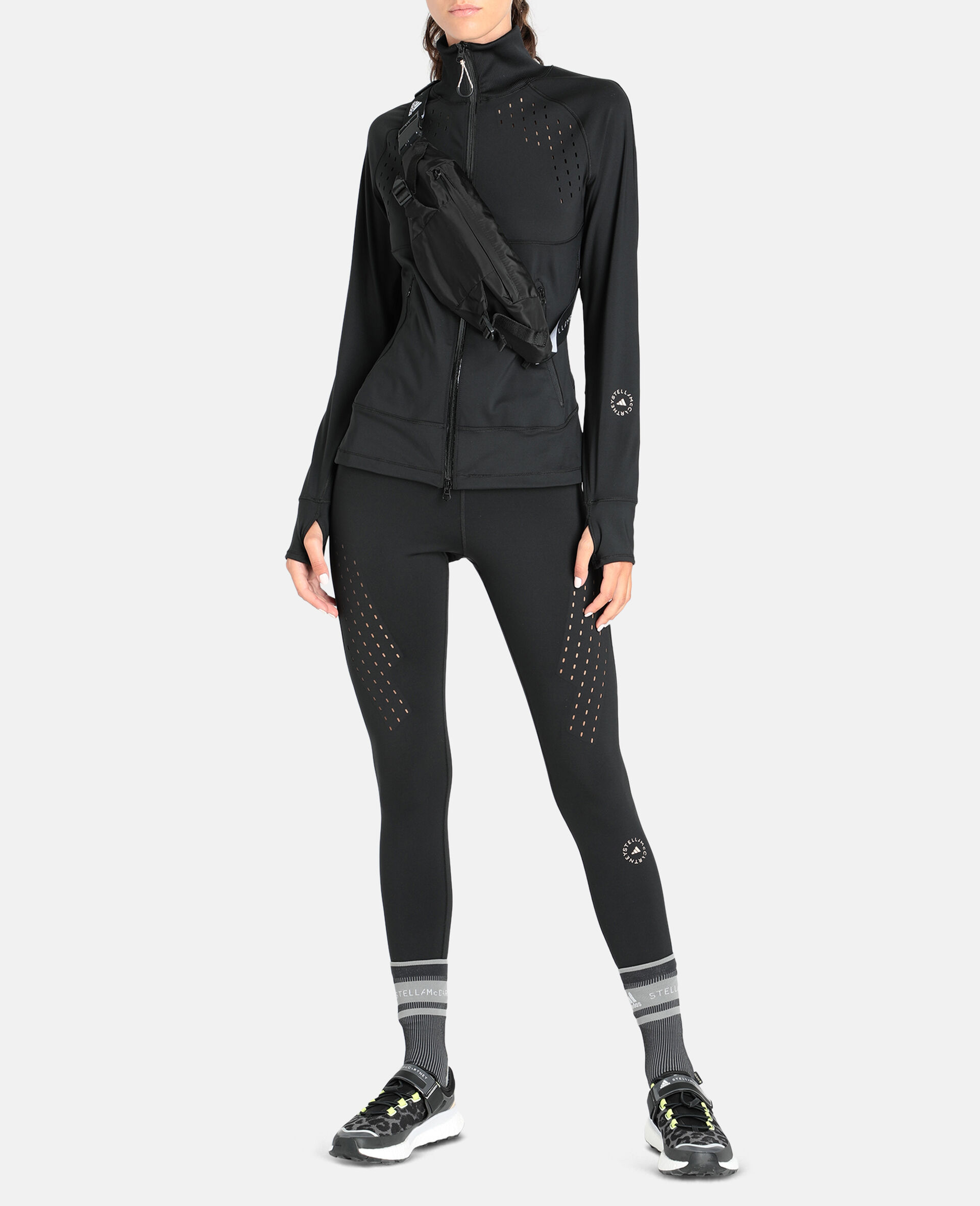Black TruePurpose Training Midlayer-Black-large image number 1