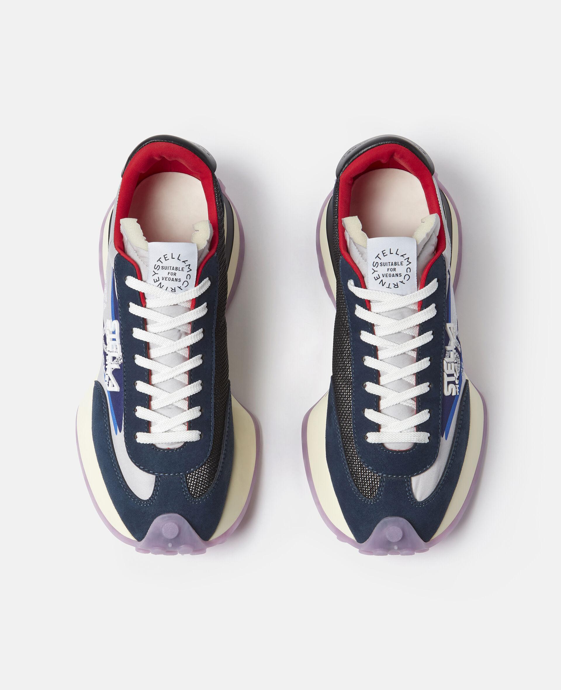 Reclypse Sneakers-Purple-large image number 3